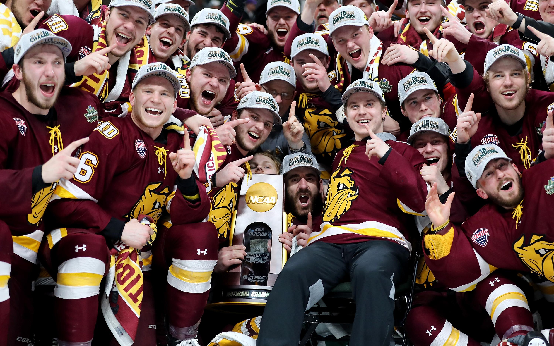 2018 NCAA Division I Men's Hockey Championship