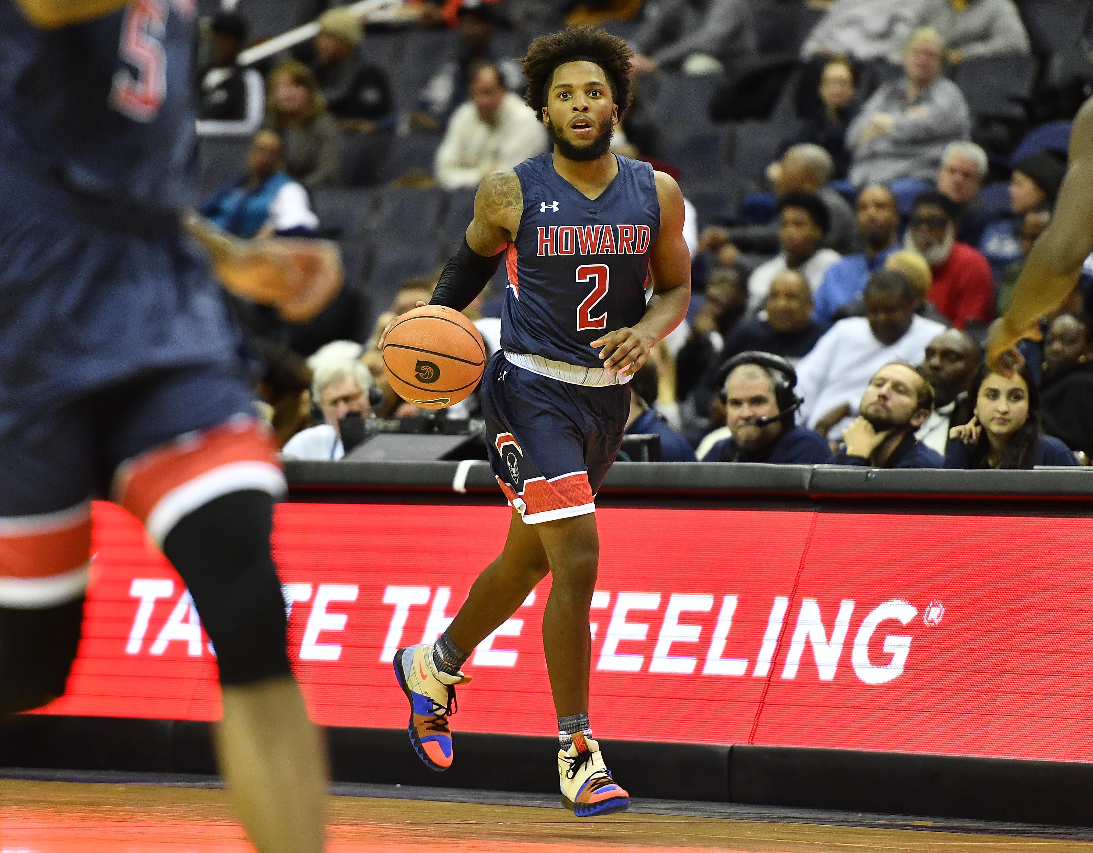 NCAA Basketball: Howard at Georgetown