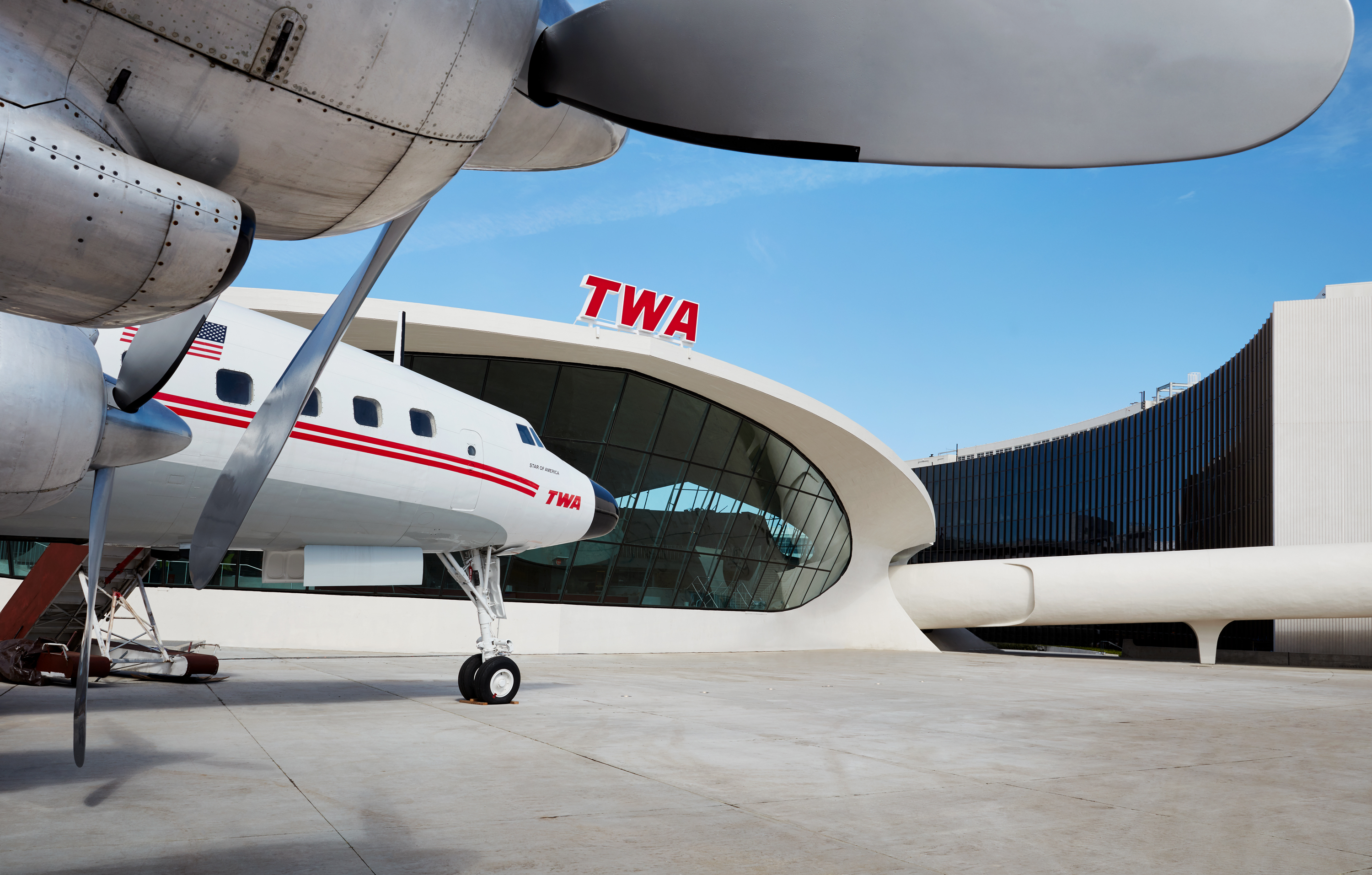 The TWA Hotel, a spectacular midcentury time capsule, finally opens