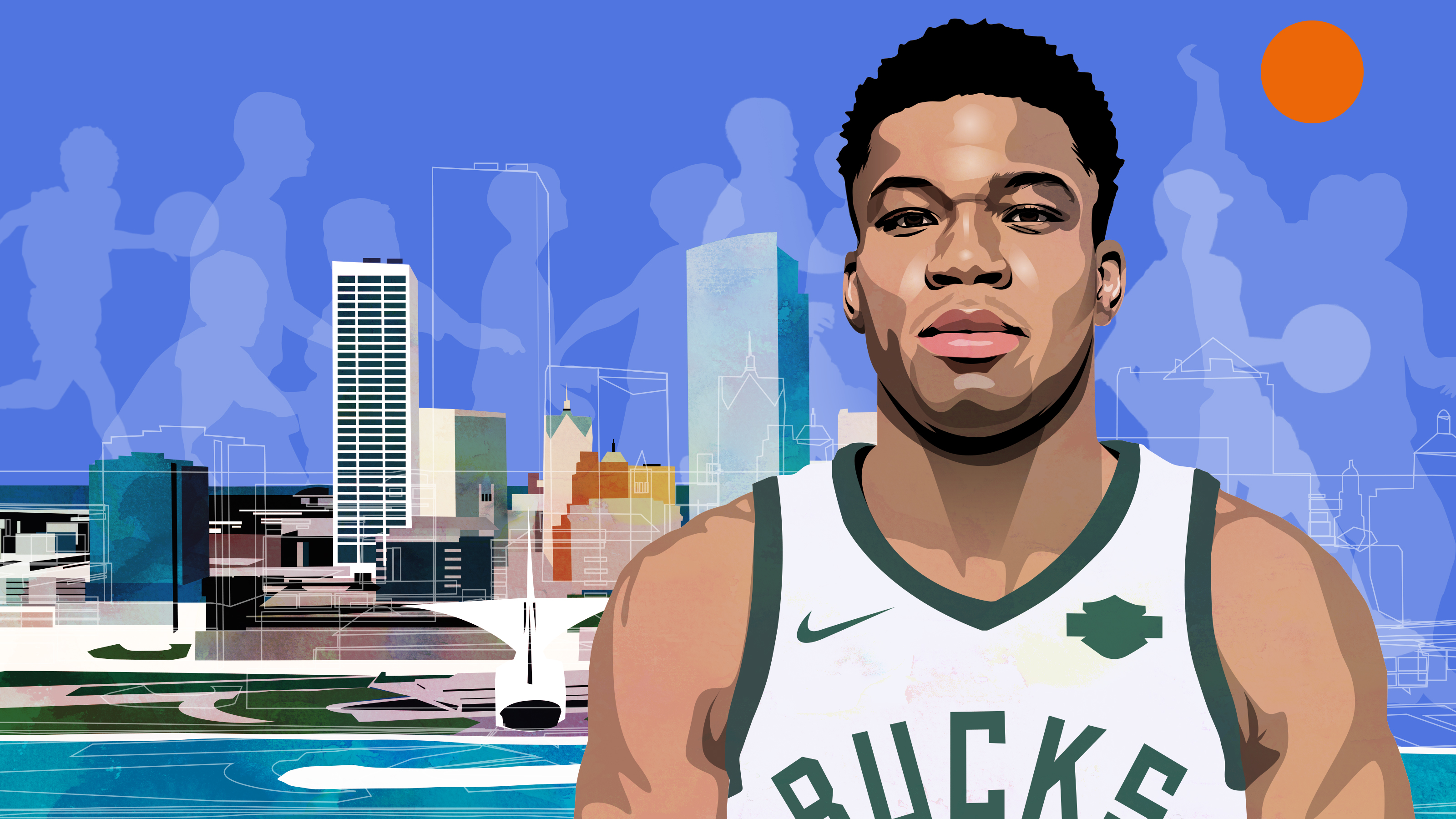 NBA Playoffs: Giannis Through the Eyes of Milwaukee Refugees - The