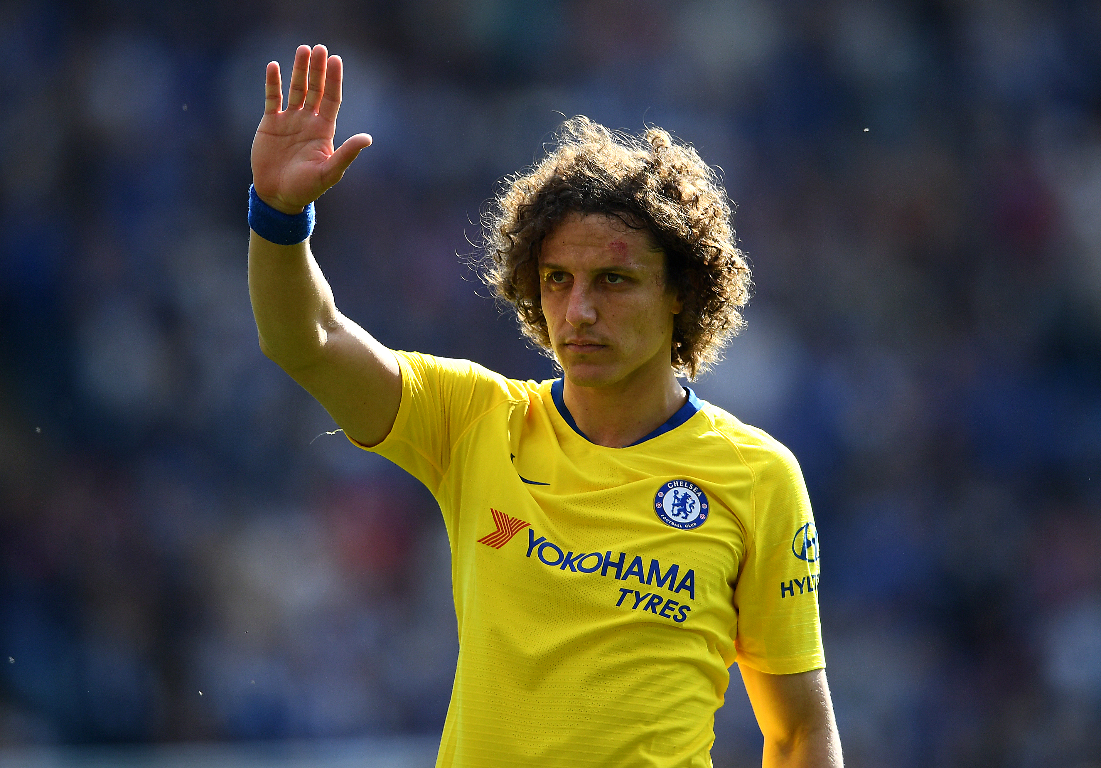 David Luiz believes he has 'a few more years' left in his career after 'special' season