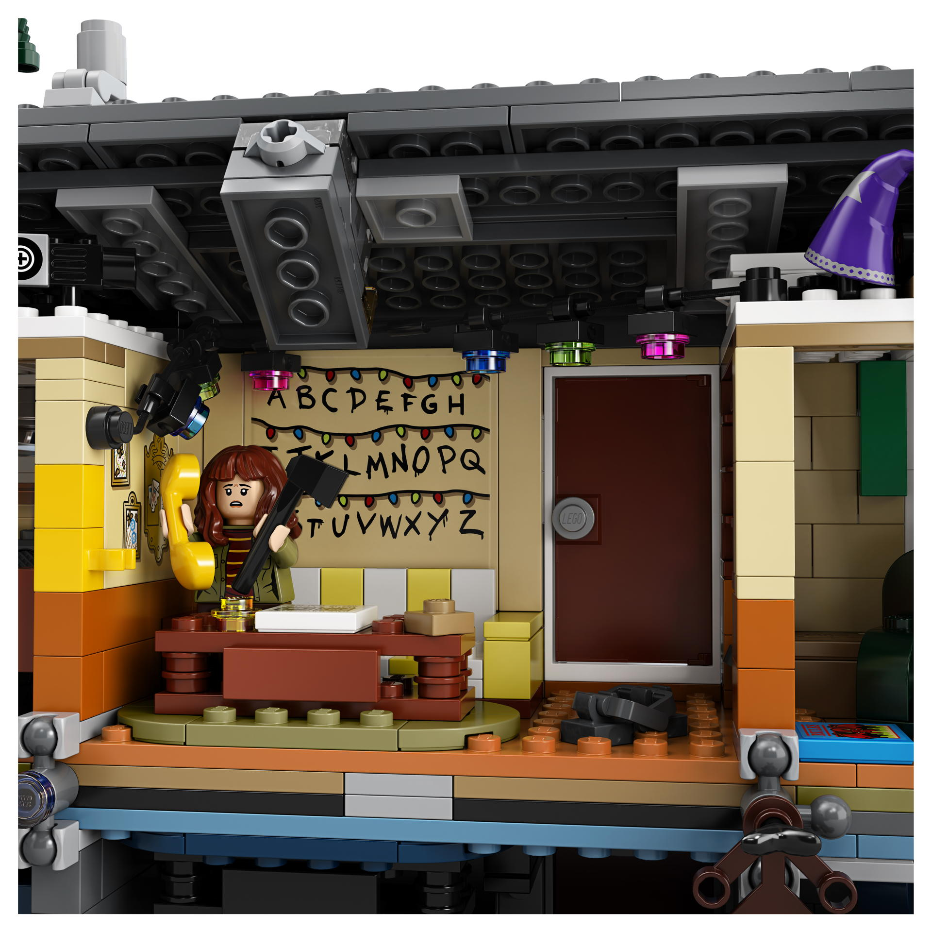 Lego Stranger Things playset goes deep into the Upside Down