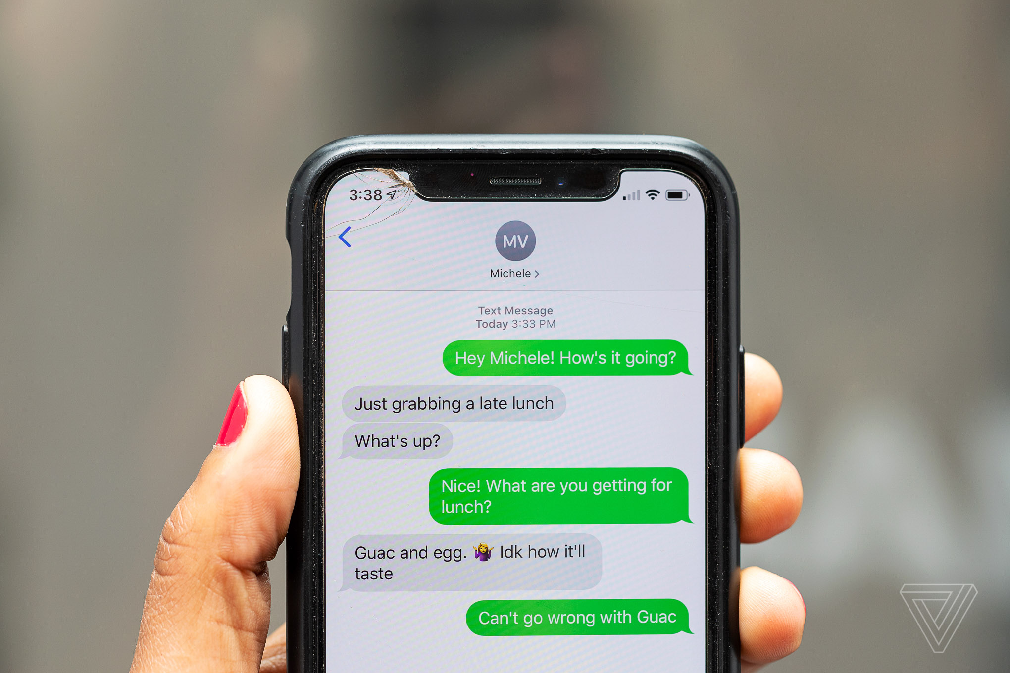 Why Apple gives Android users a green bubble in iMessage