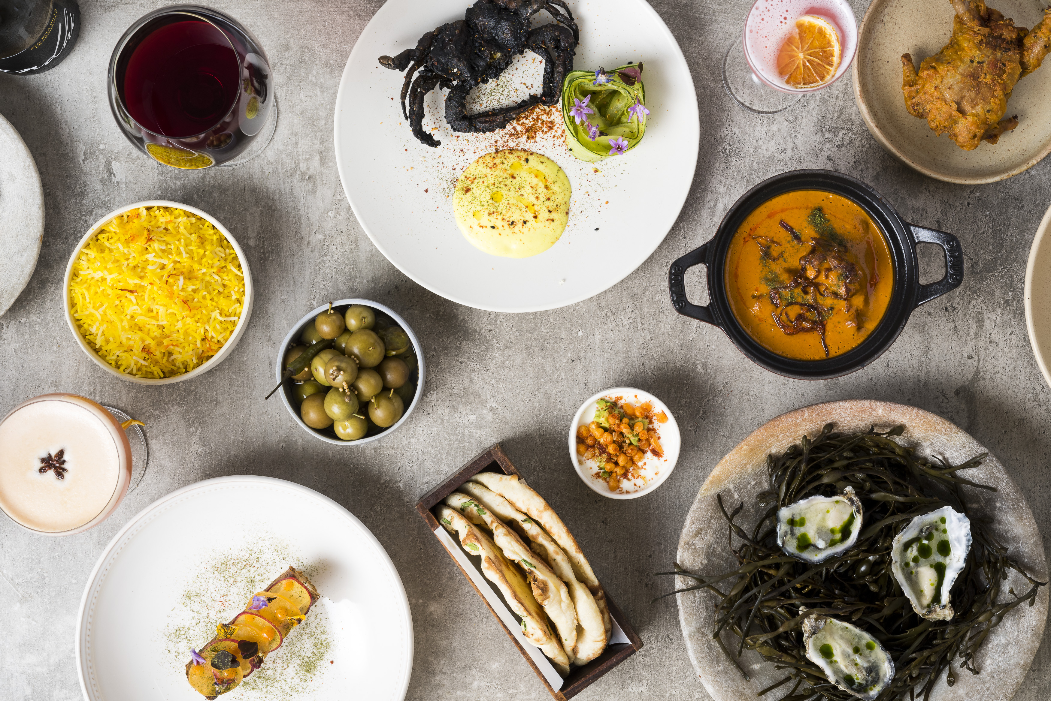 Randolph Row's Highly Anticipated Fine-Dining Indian Restaurant Opens Next Week