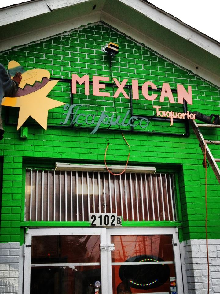 Riverside Taqueria Acapulco Mexican Closes on Hollywood Road