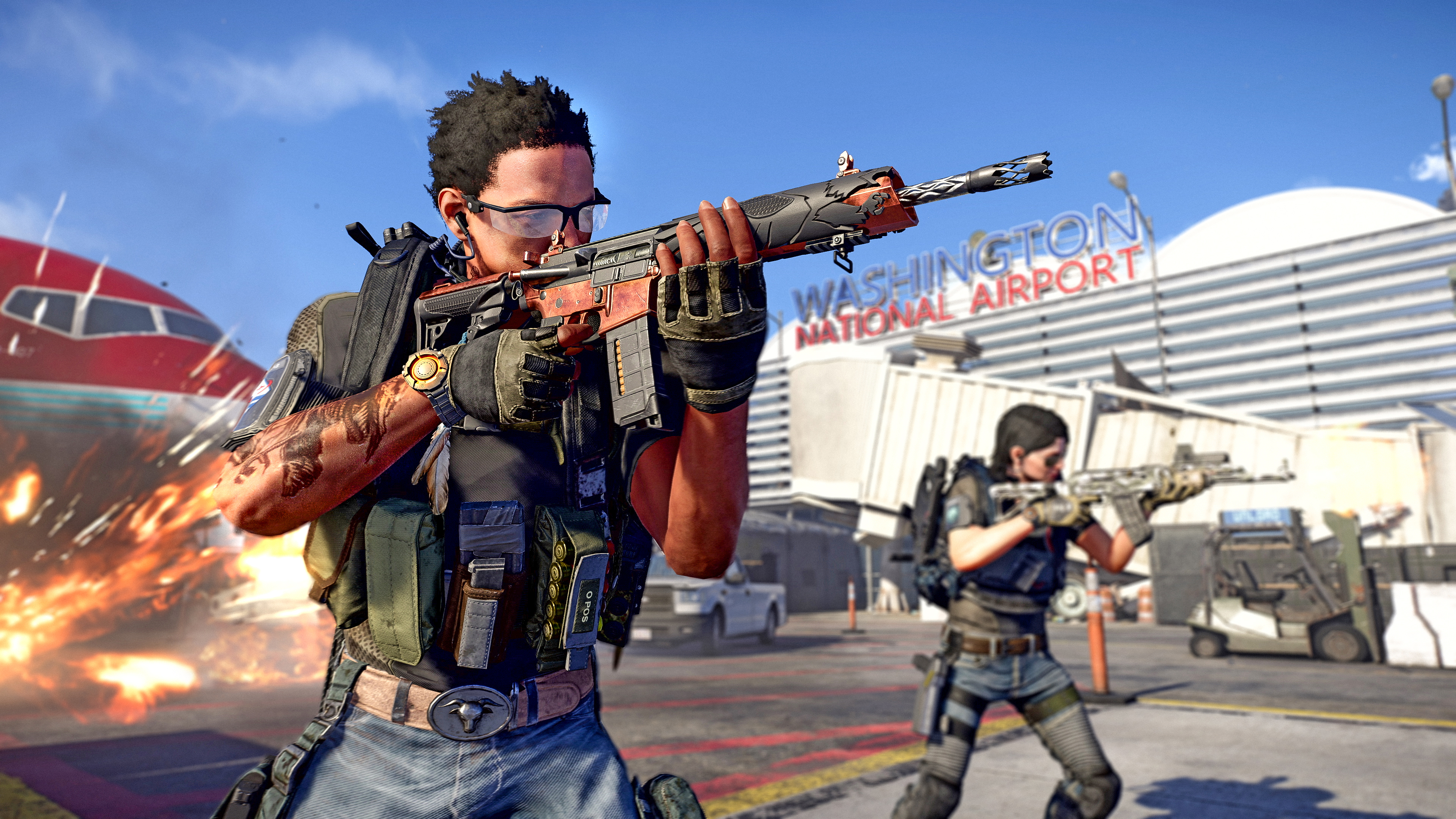 How to prepare for The Division 2's first raid, Operation