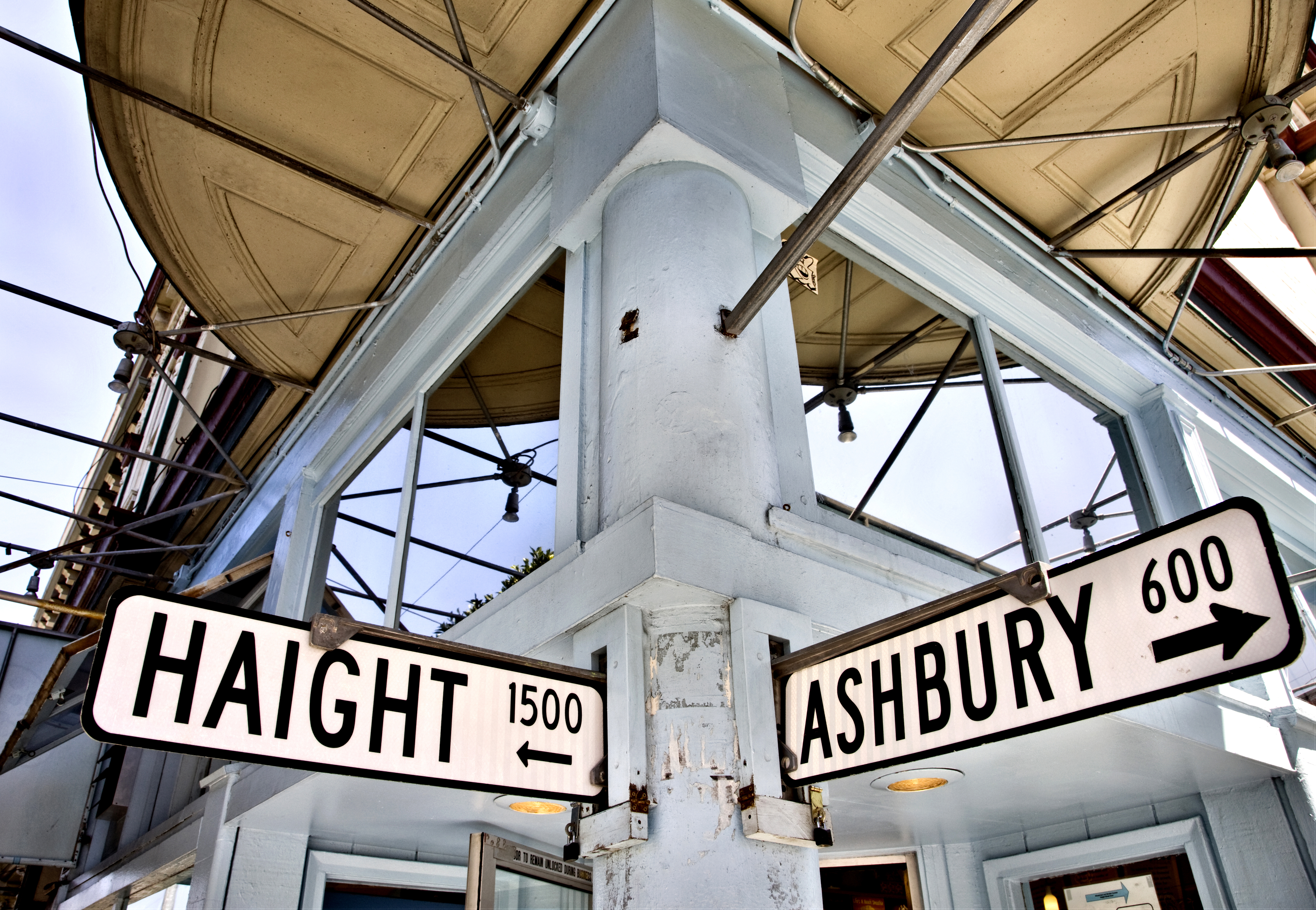 Corner of Haight and Ashbury declared 'national treasure'