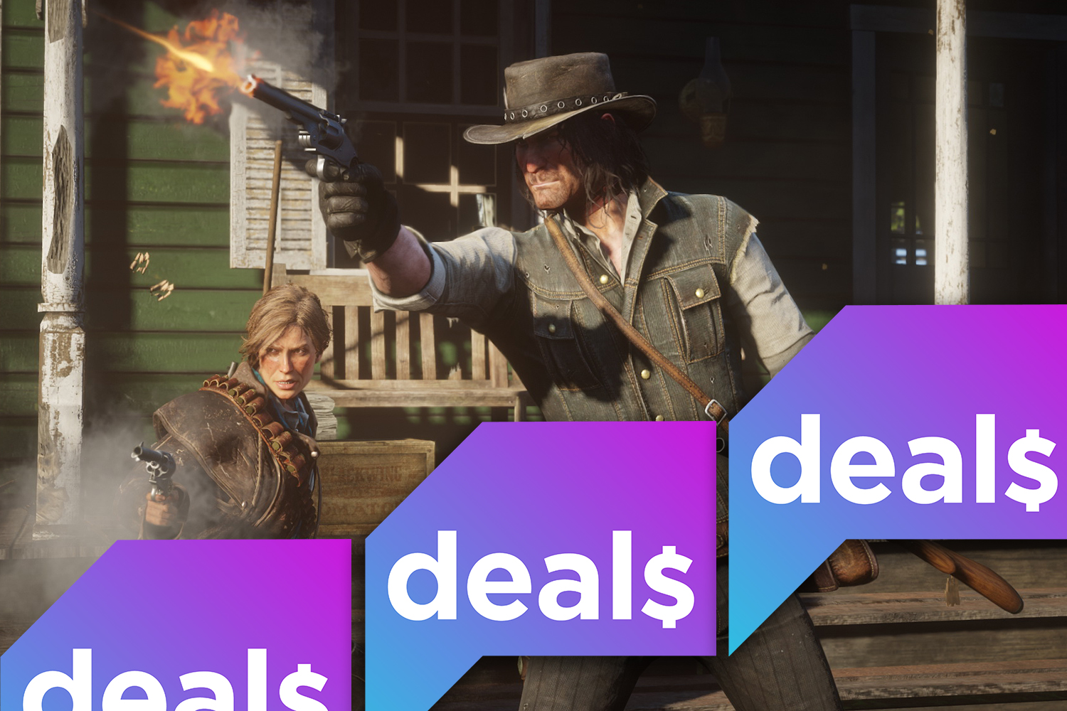 A Red Dead Redemption 2 discount, new Twitch Prime perks, and more gaming deals