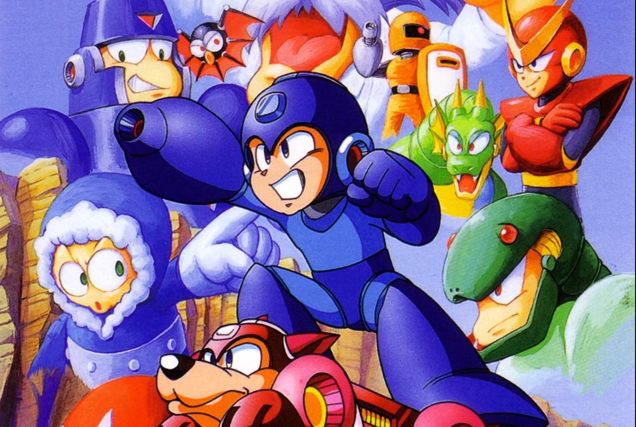 Sega confirms 10 more Genesis Mini games, including a rare Mega Man