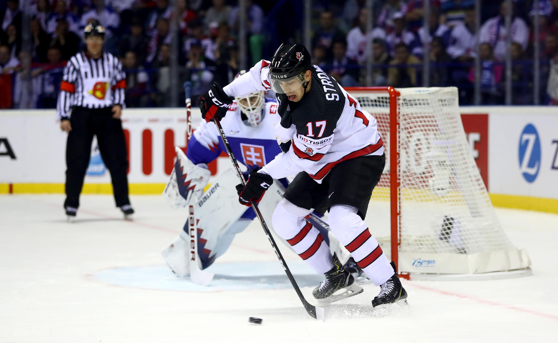 Slovakia v Canada: Group A - 2019 IIHF Ice Hockey World Championship Slovakia