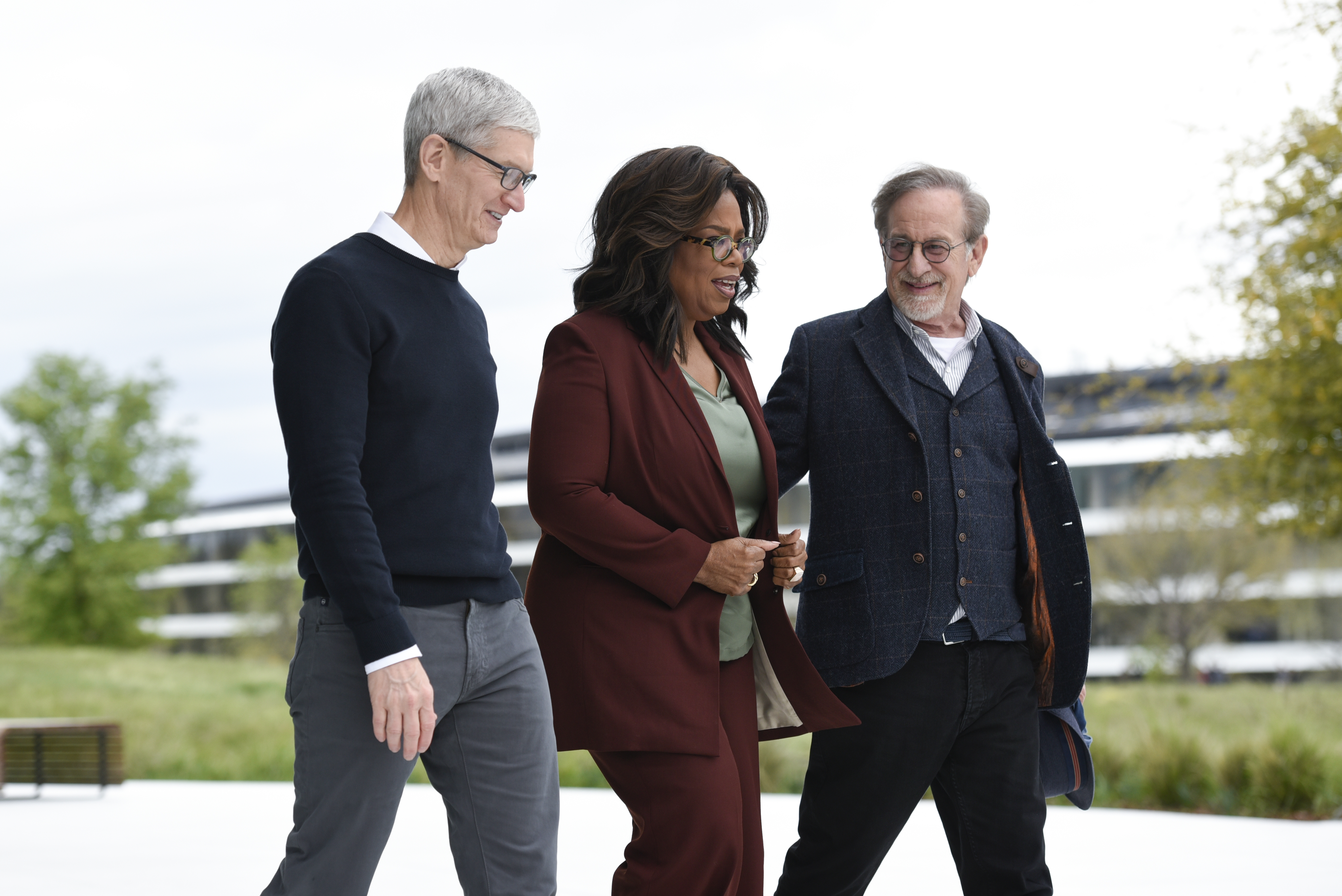 Apple is the only media company rich enough to beat Netflix — but does it care enough to try?