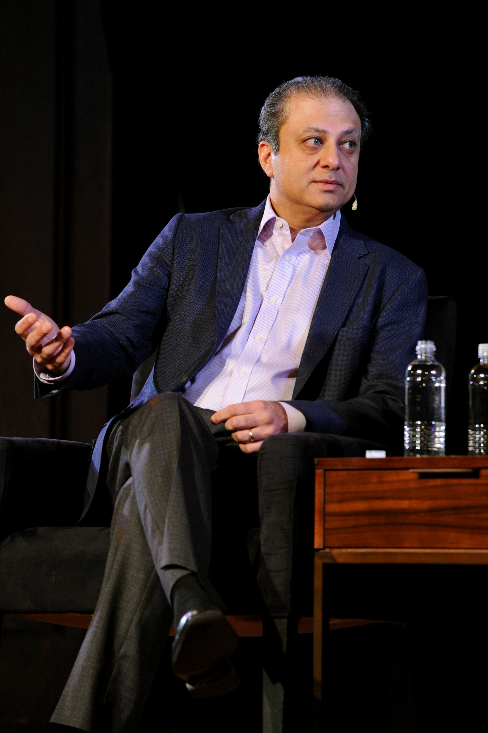 Former US Attorney Preet Bharara says good journalism may have undermined the Mueller report