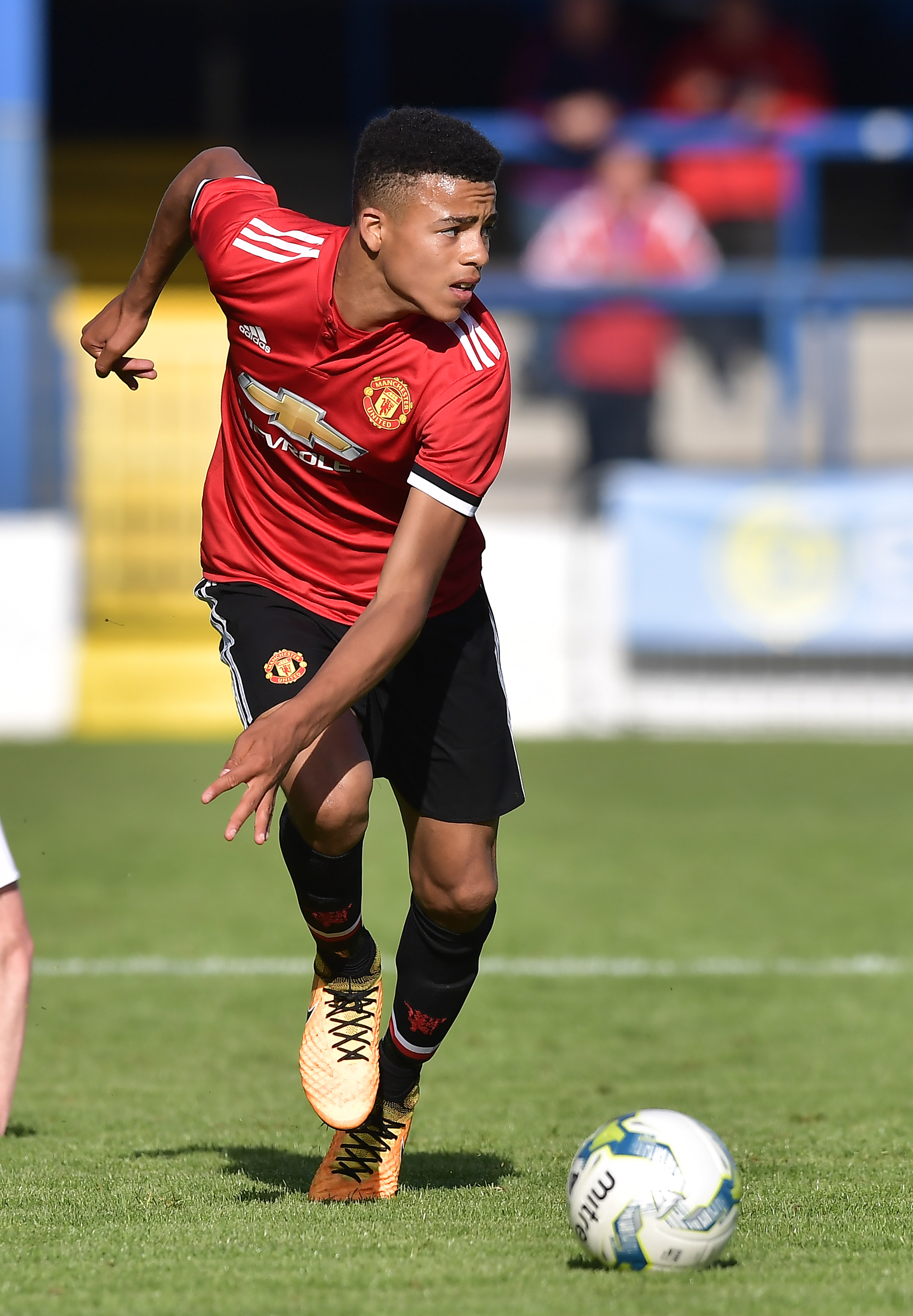 Northern Ireland U18s v Manchester United U18s: SuperCupNI