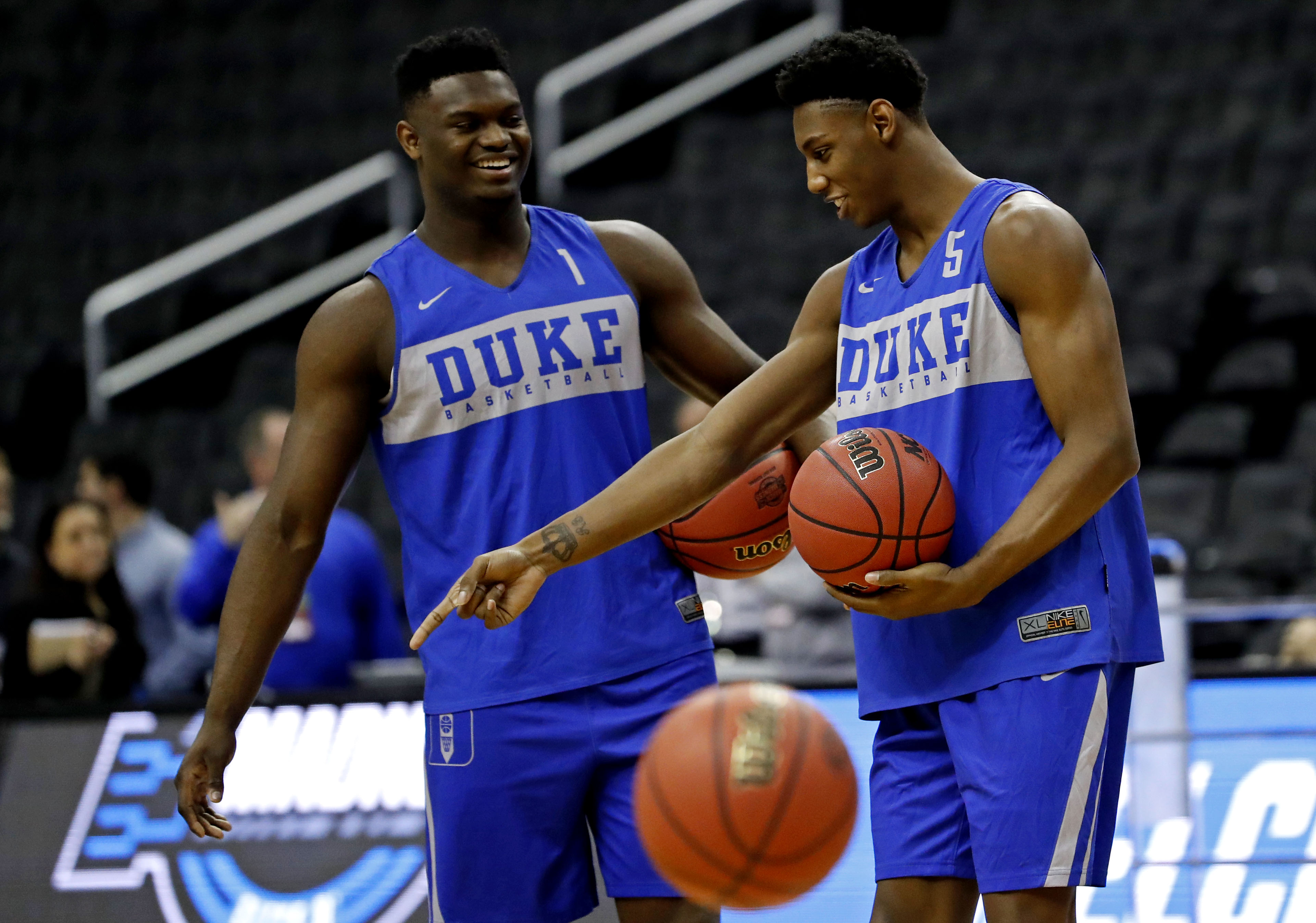 3a308e6ba989 The Top Three Picks Of The 2019 NBA Draft Are All But Locked In