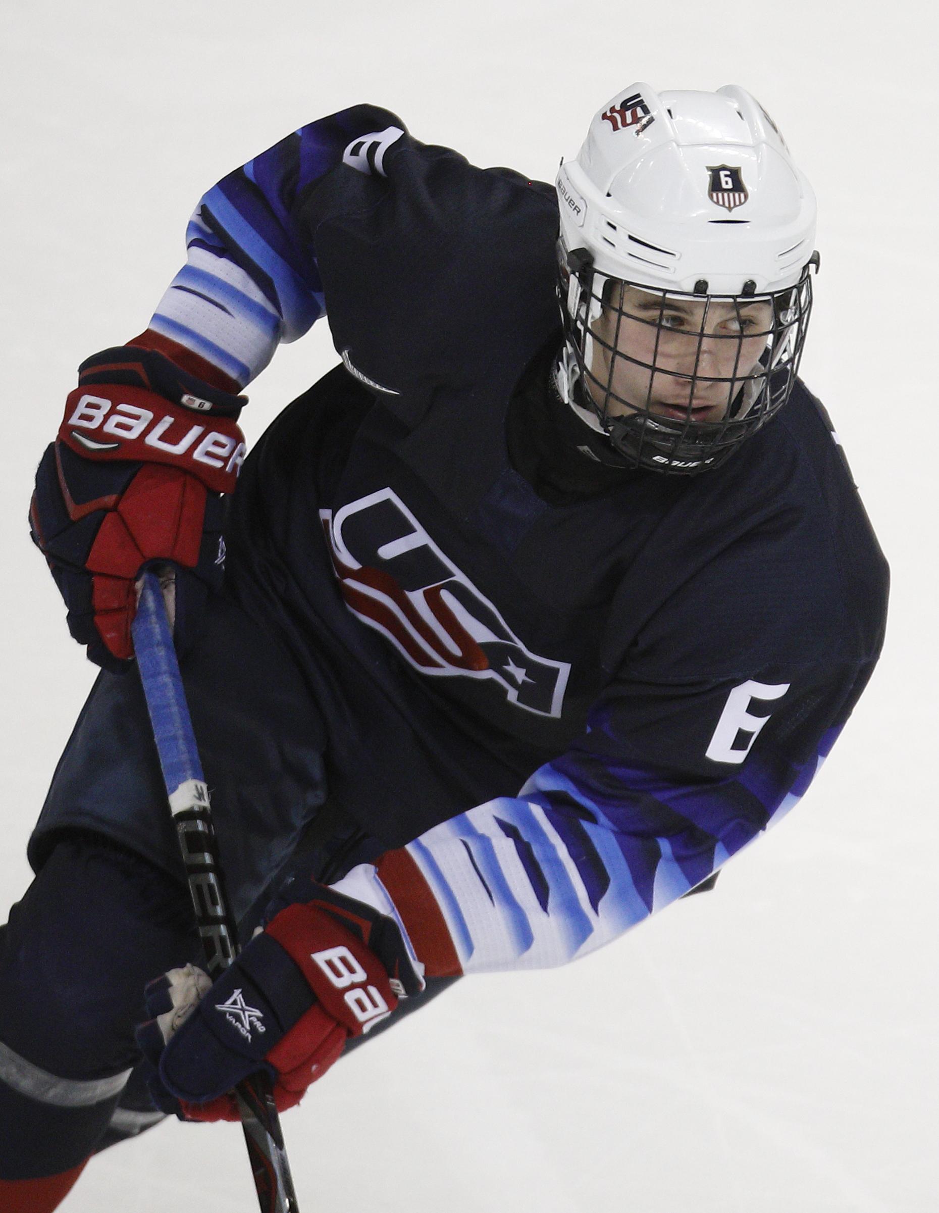 United States v Slovakia - 2019 IIHF World Junior Championship