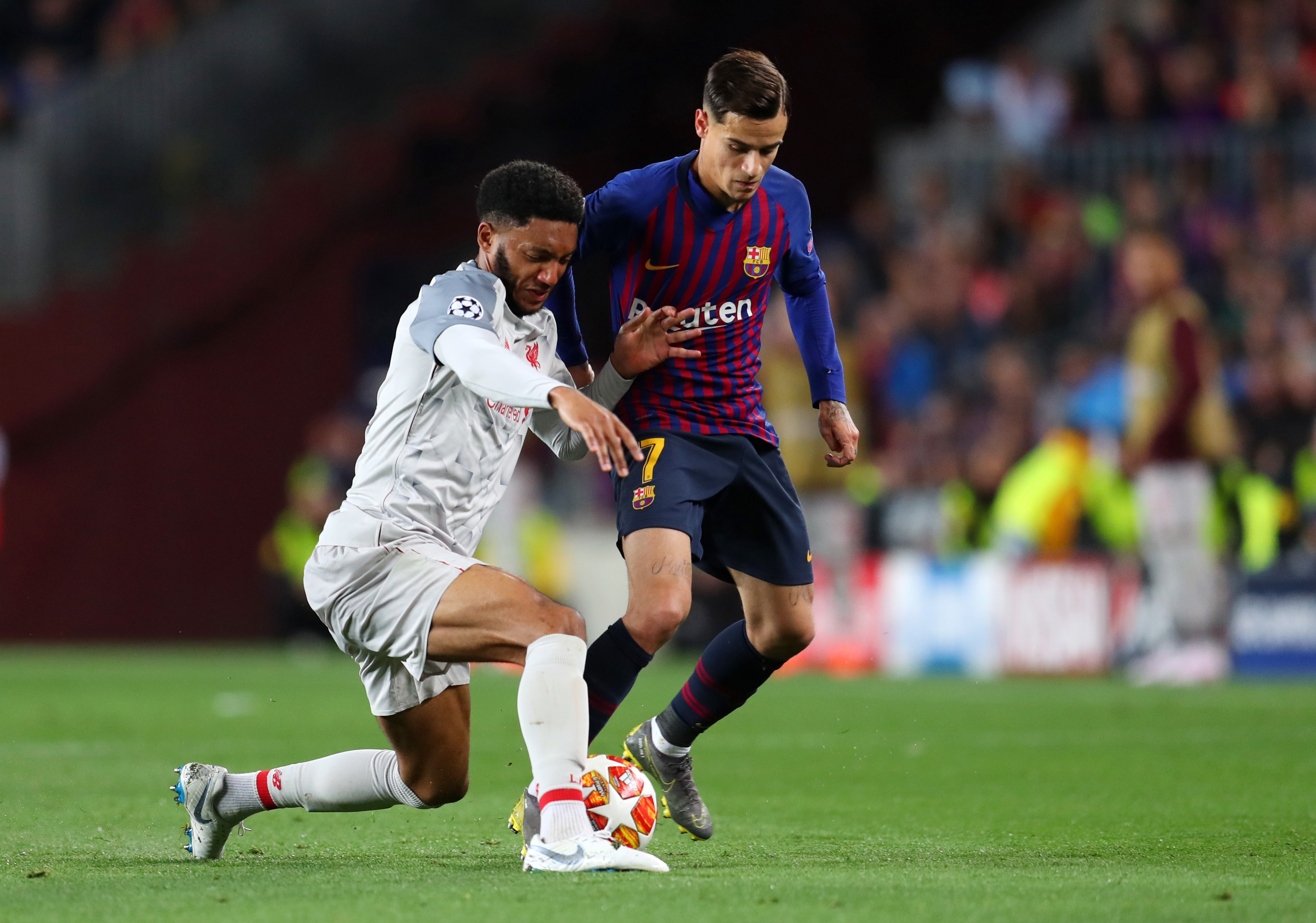 Joe Gomez: Liverpool are a Different Team from Last Year's Finalists