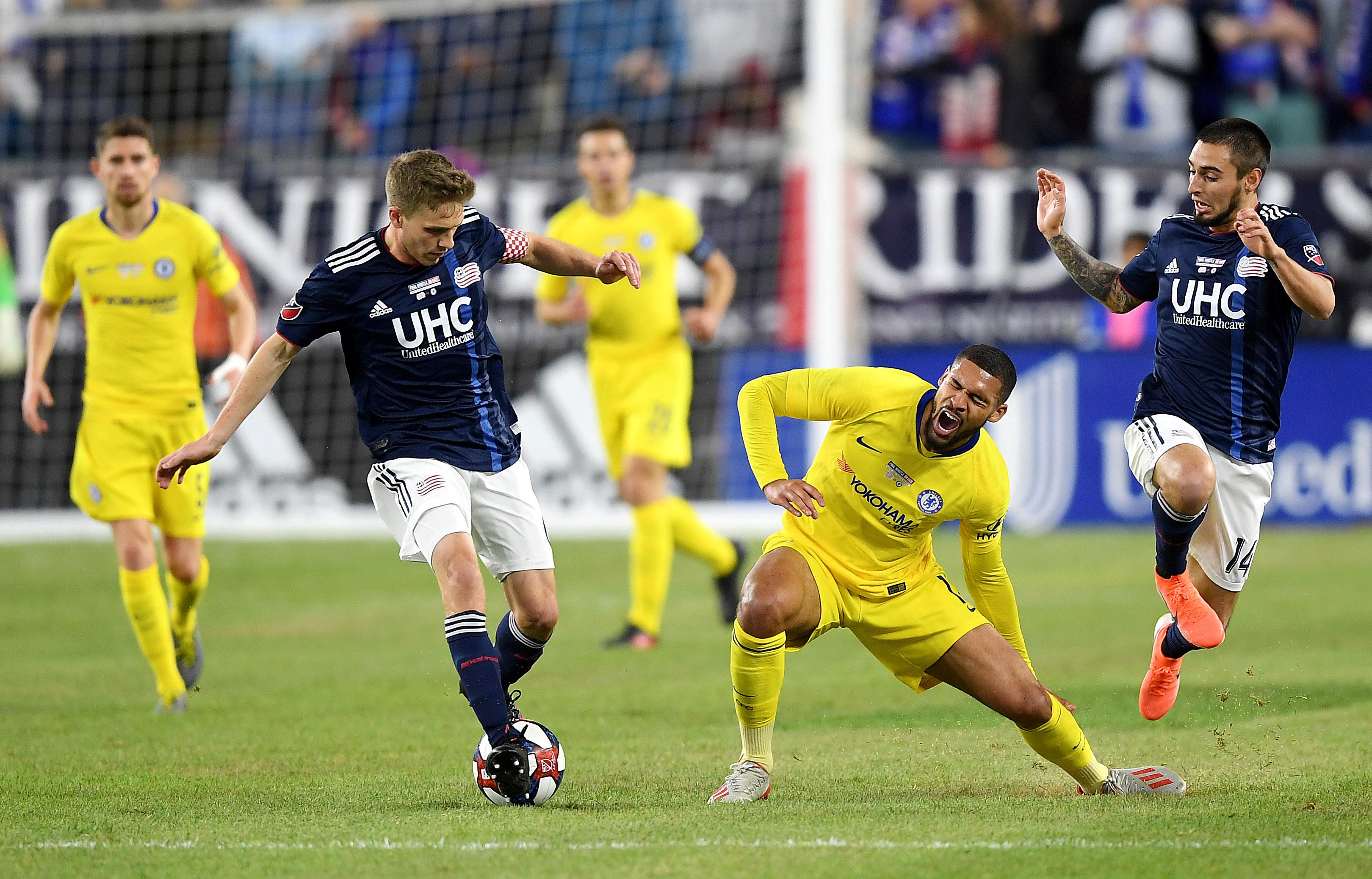 Flipboard: Ruben Loftus-Cheek injury dampens Chelsea's 3-0 ...