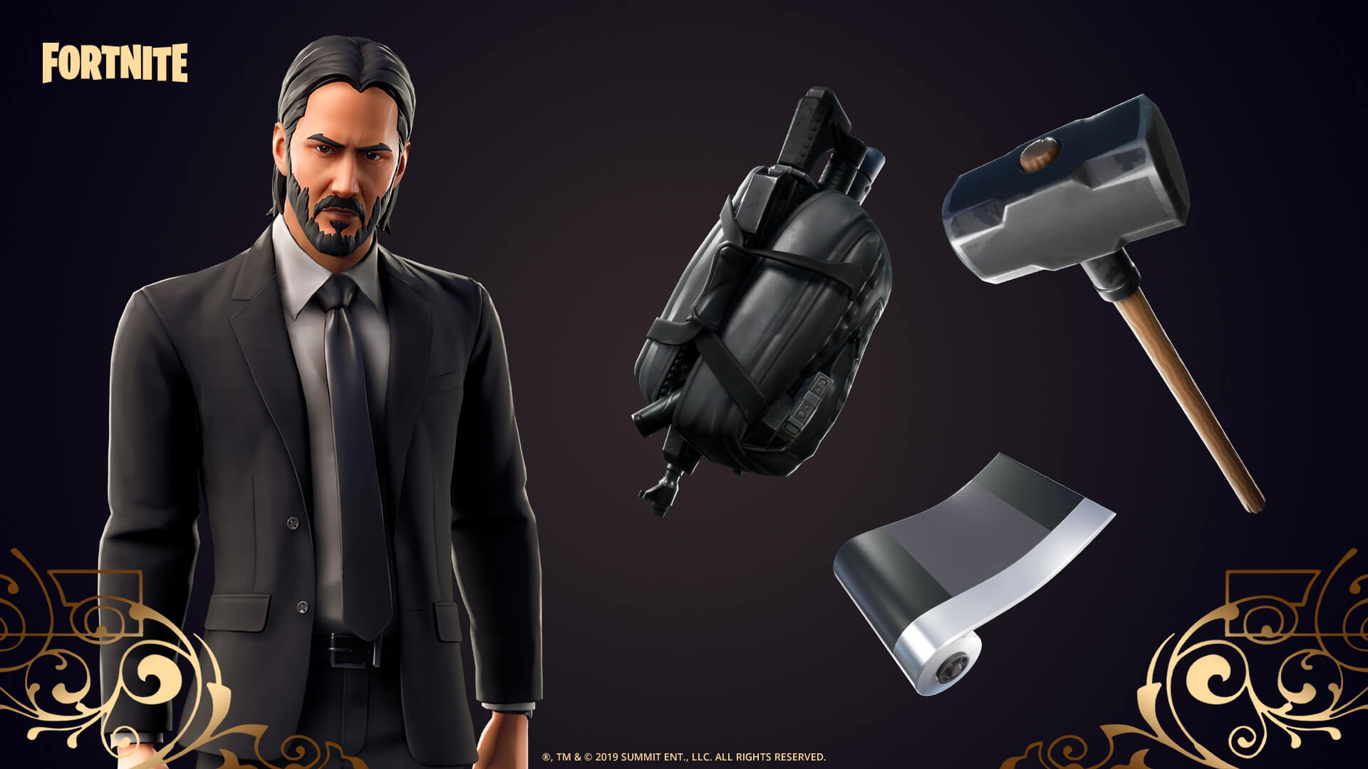 John Wick is officially in Fortnite - The Verge