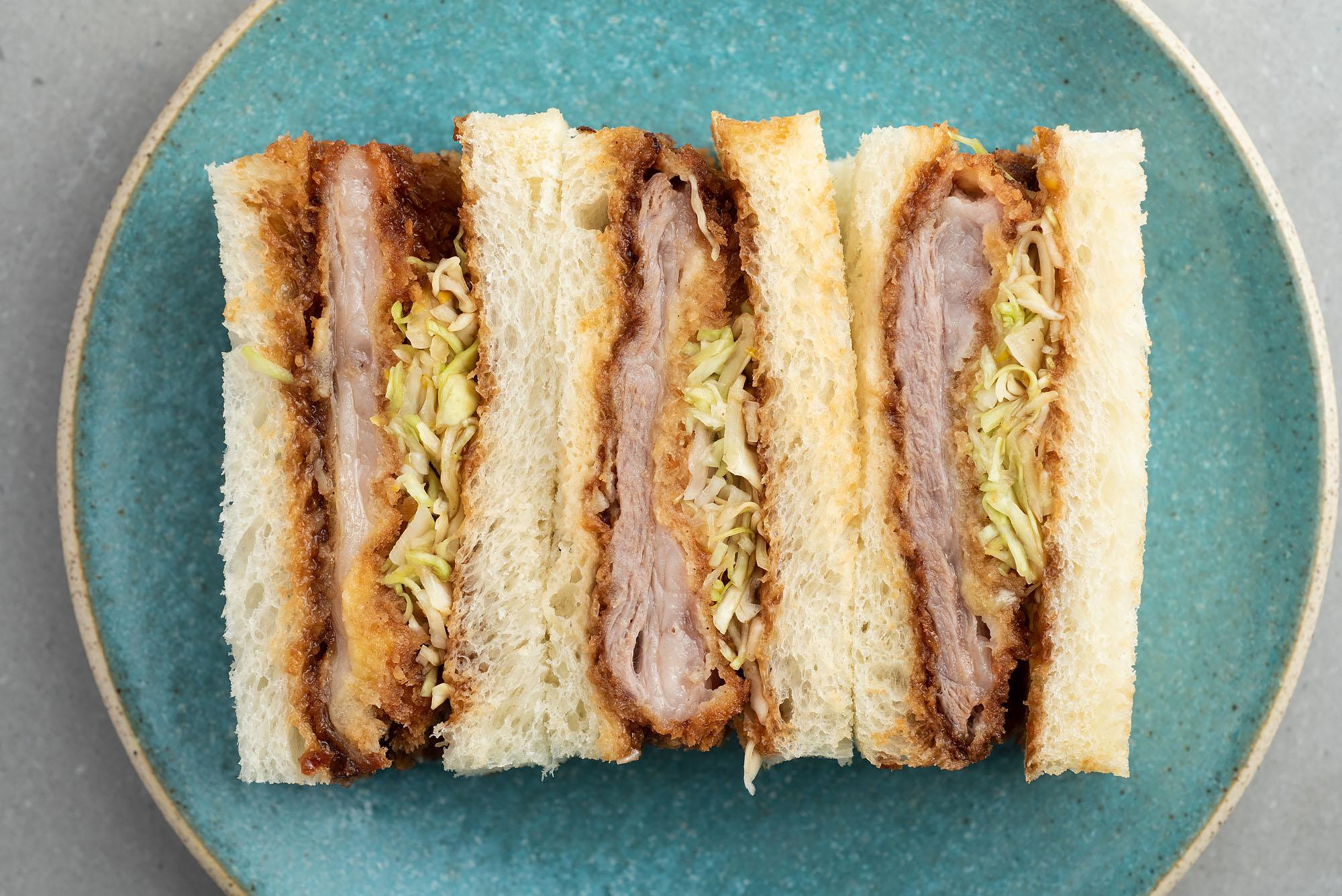 LA's Hugely Popular Katsu Sandwich Shop Konbi Heads to NYC for a Night