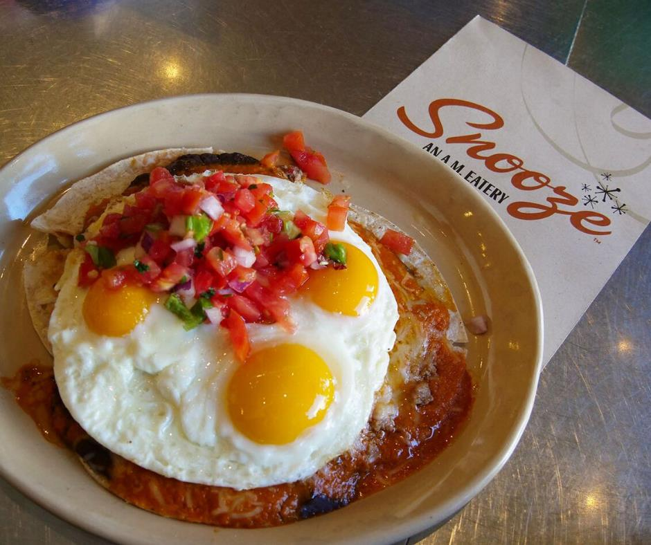 An All-Day Breakfast Restaurant Called Snooze Opens Soon in Sandy Springs