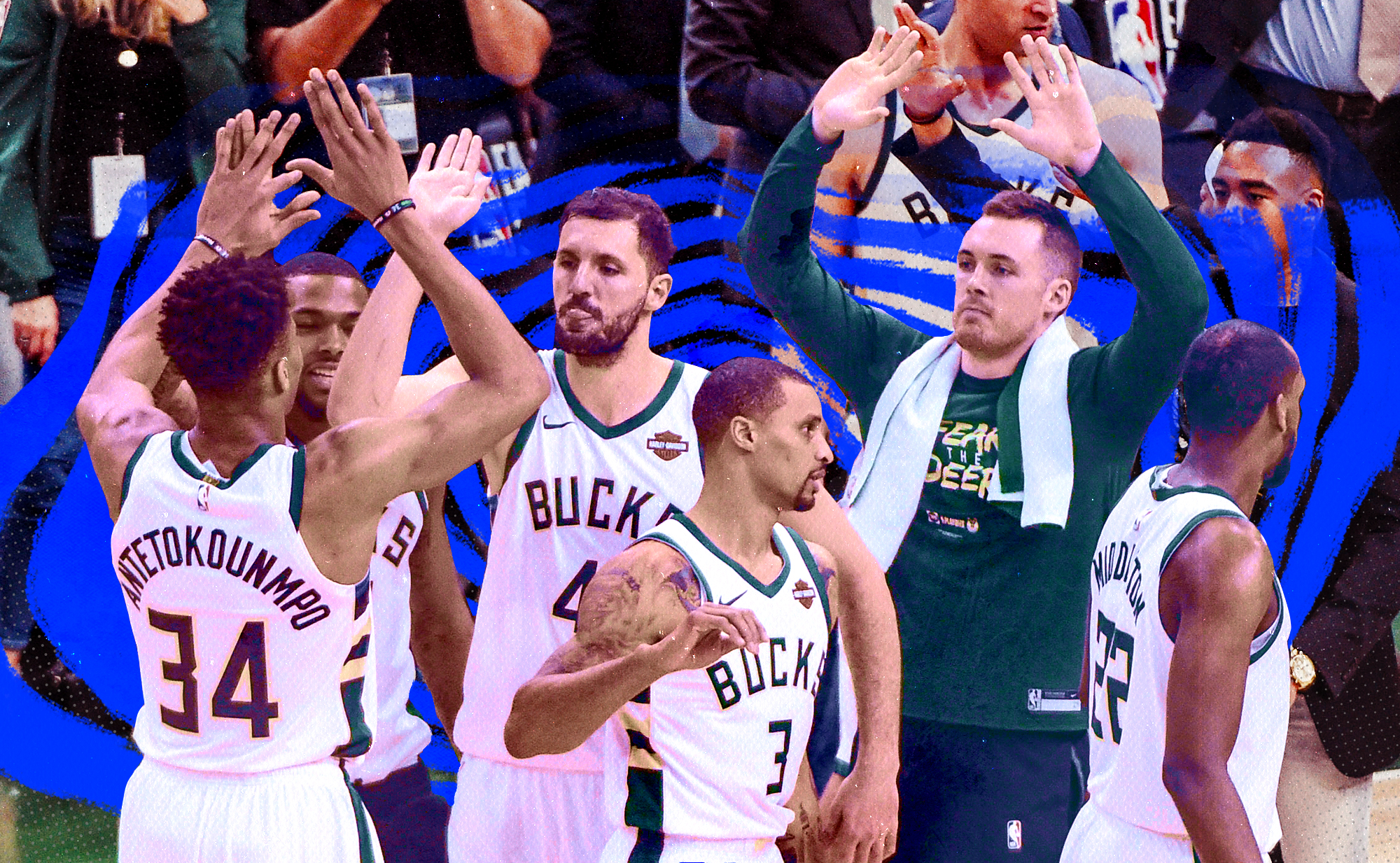 The Bucks have something more powerful than a Superteam