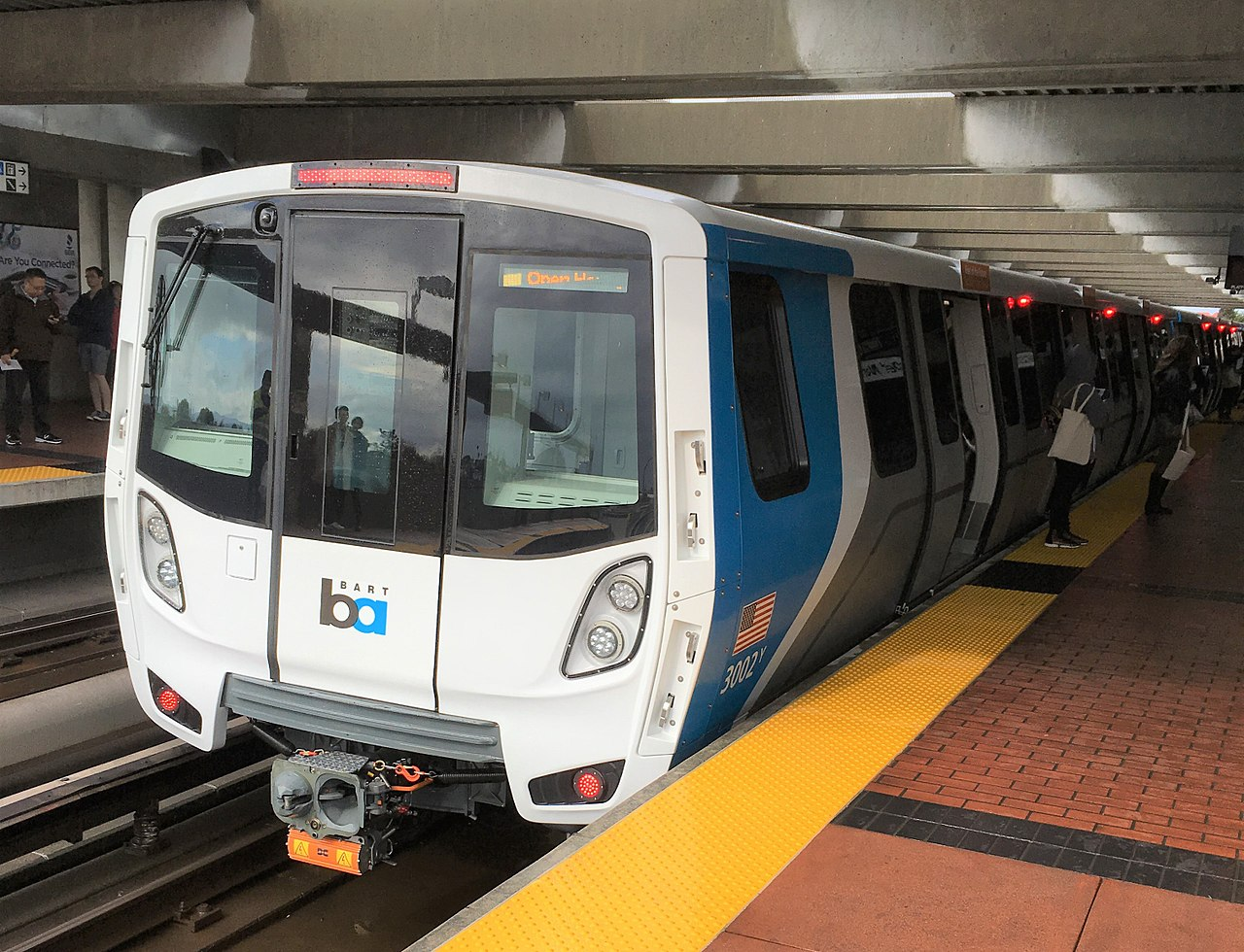 New BART fleet delayed until 2023