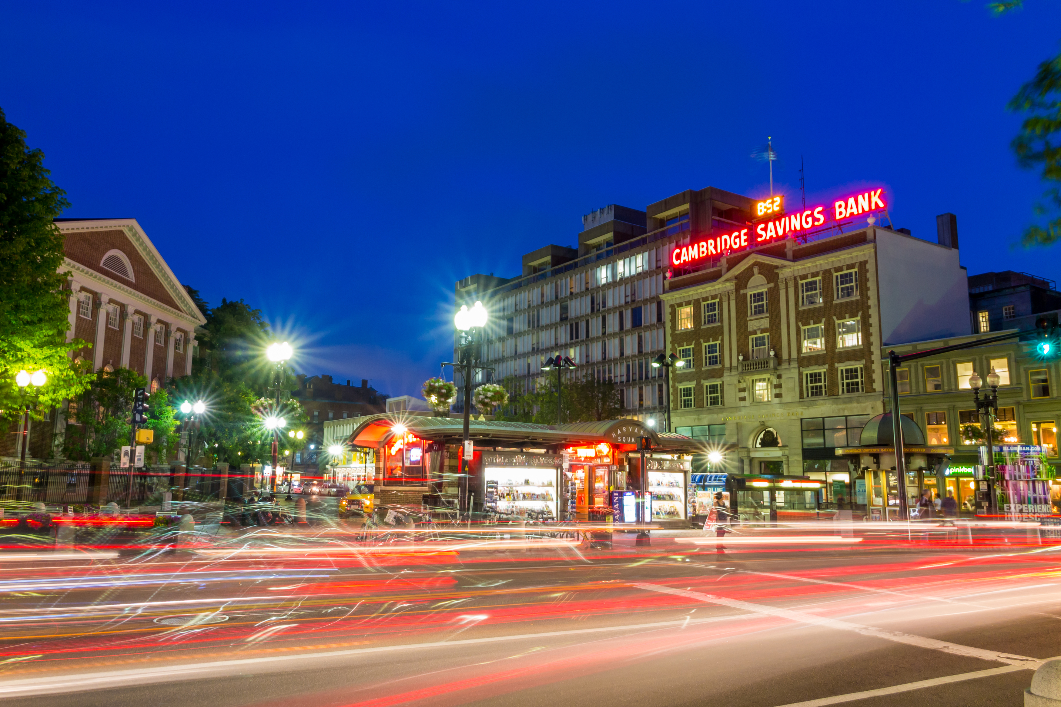 Tracking the Changes to Harvard Square's Dining Landscape