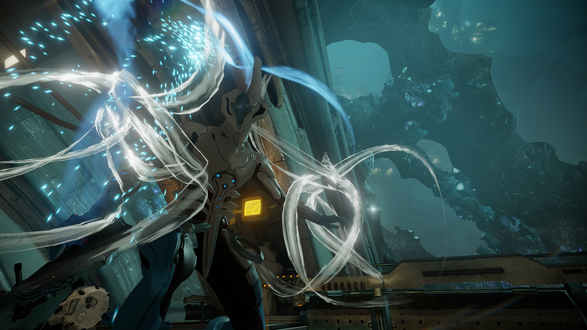 What's it like to start Warframe in 2019?