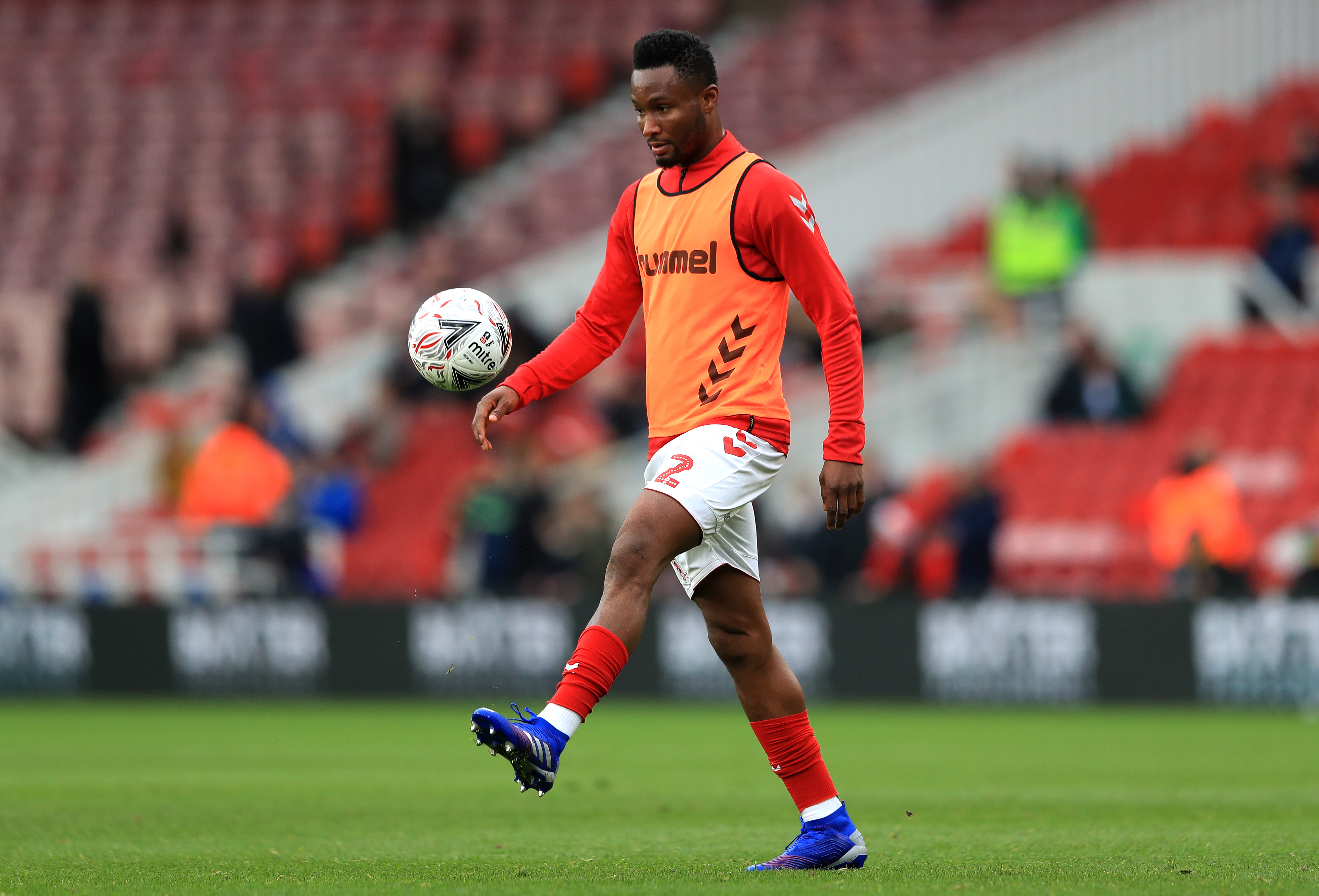 Mikel John Obi has several offers to return to Premier League football — report