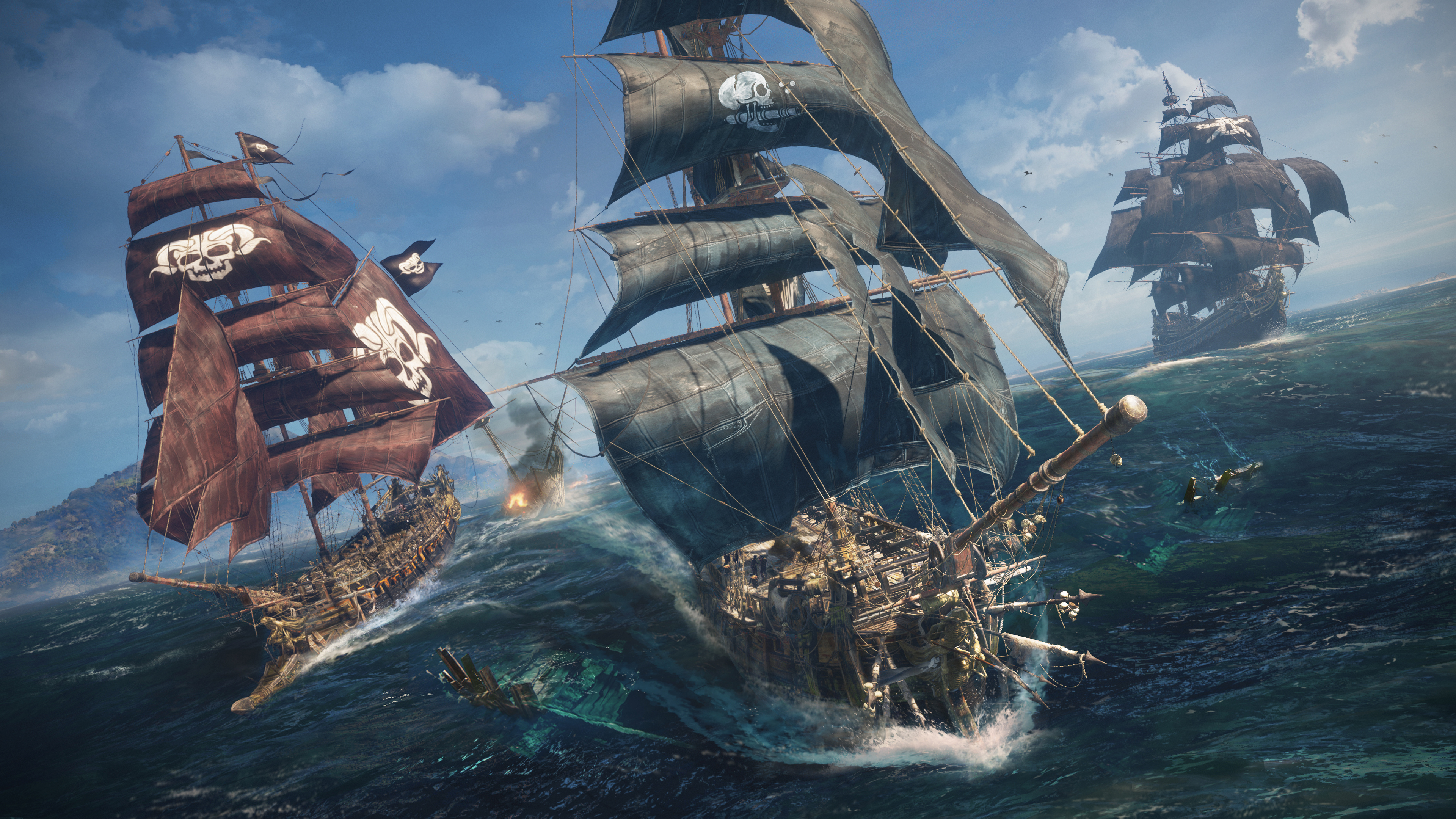 Skull & Bones delayed again, this time to 2020