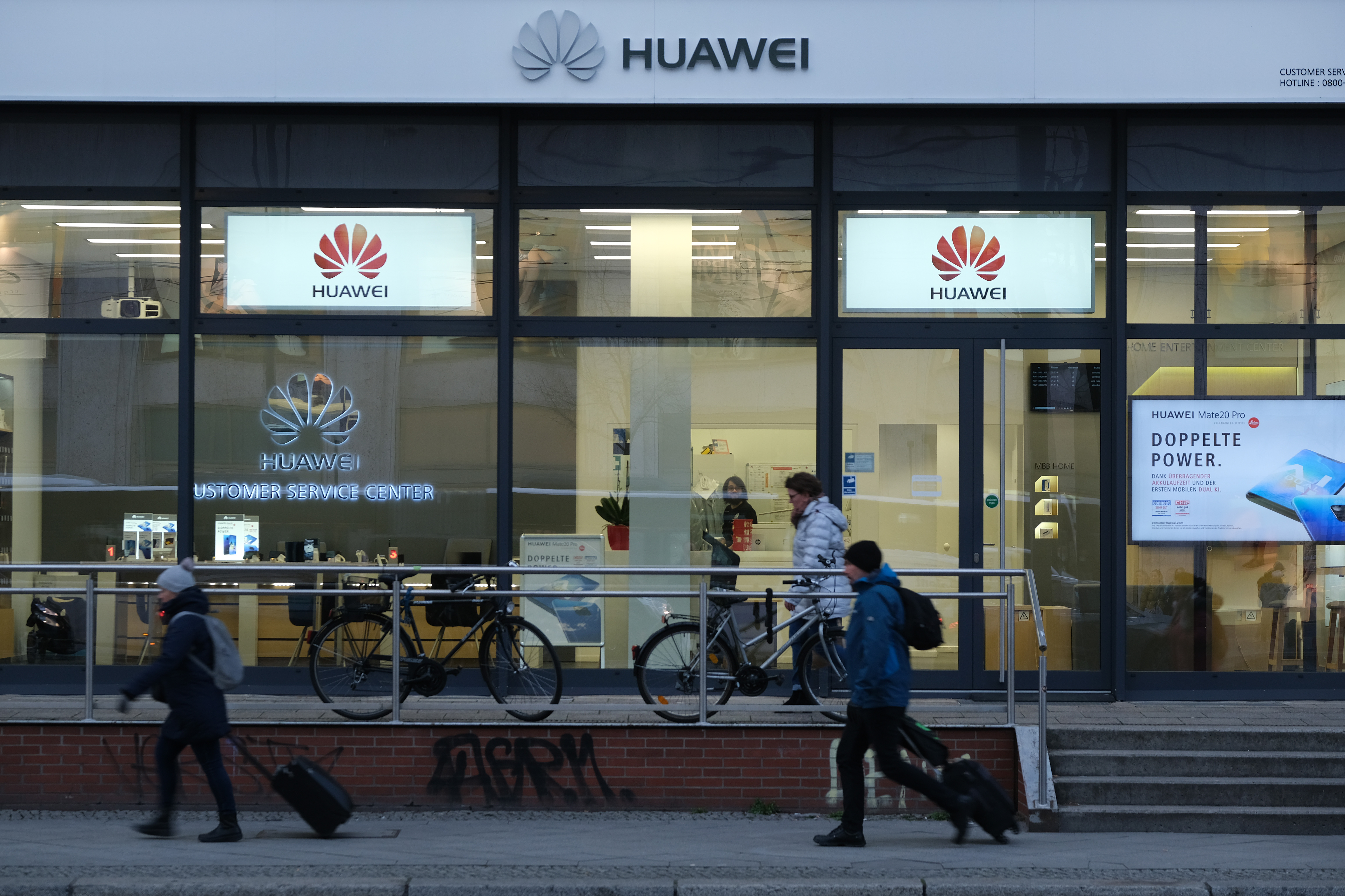 Trump's executive order may be aimed at Huawei, but its impact could be far wider