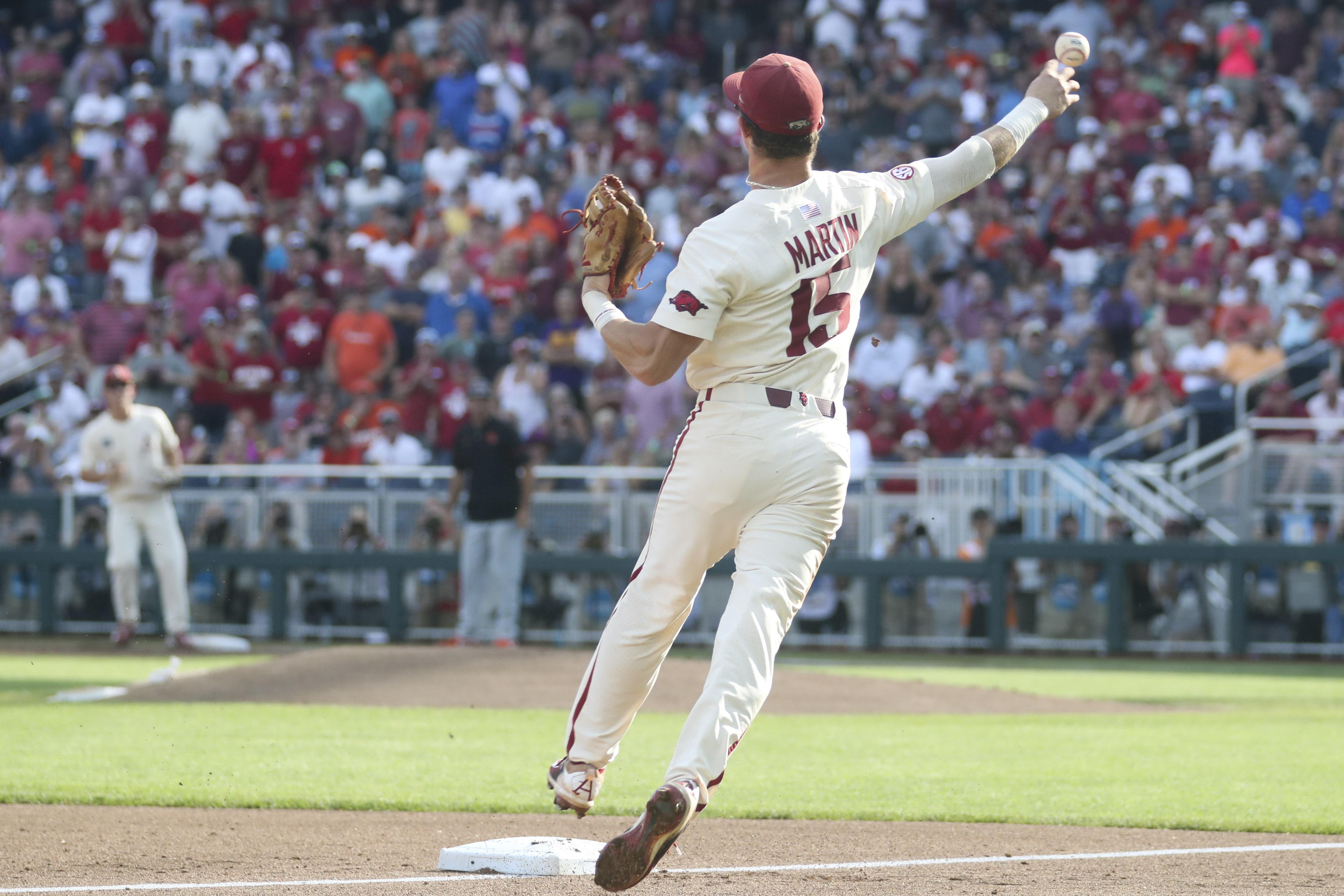 SEC Baseball - Team Speed Kills