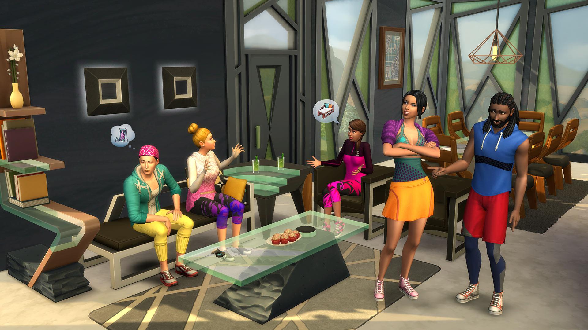 62ca91e020b The Sims 4  How one man makes a living off Sims mods - Vox