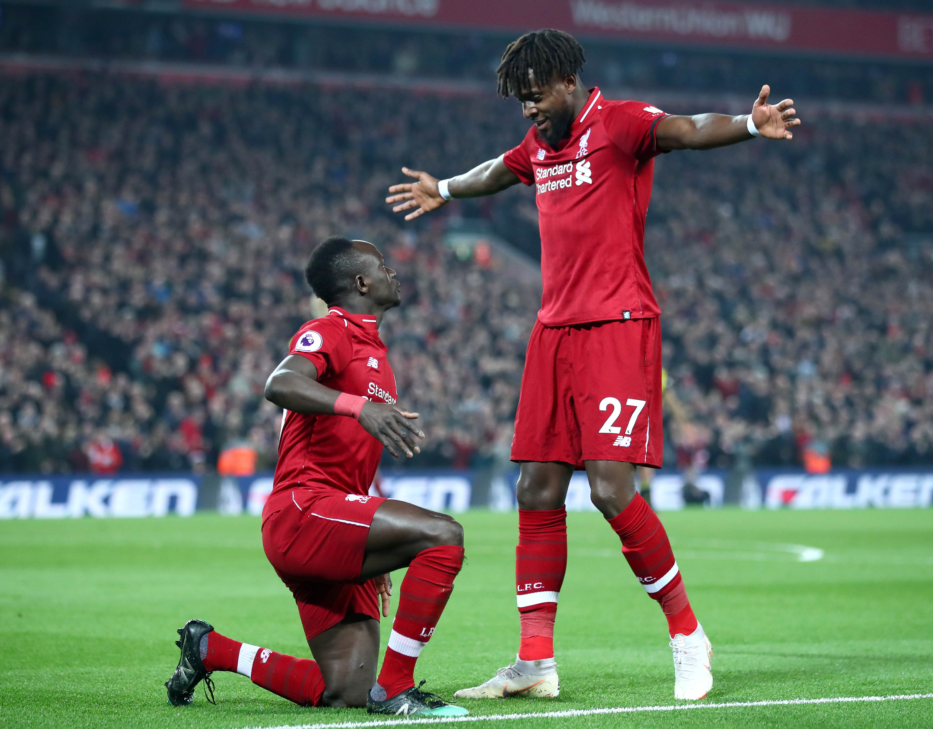 Origi Reportedly Offered New Contract