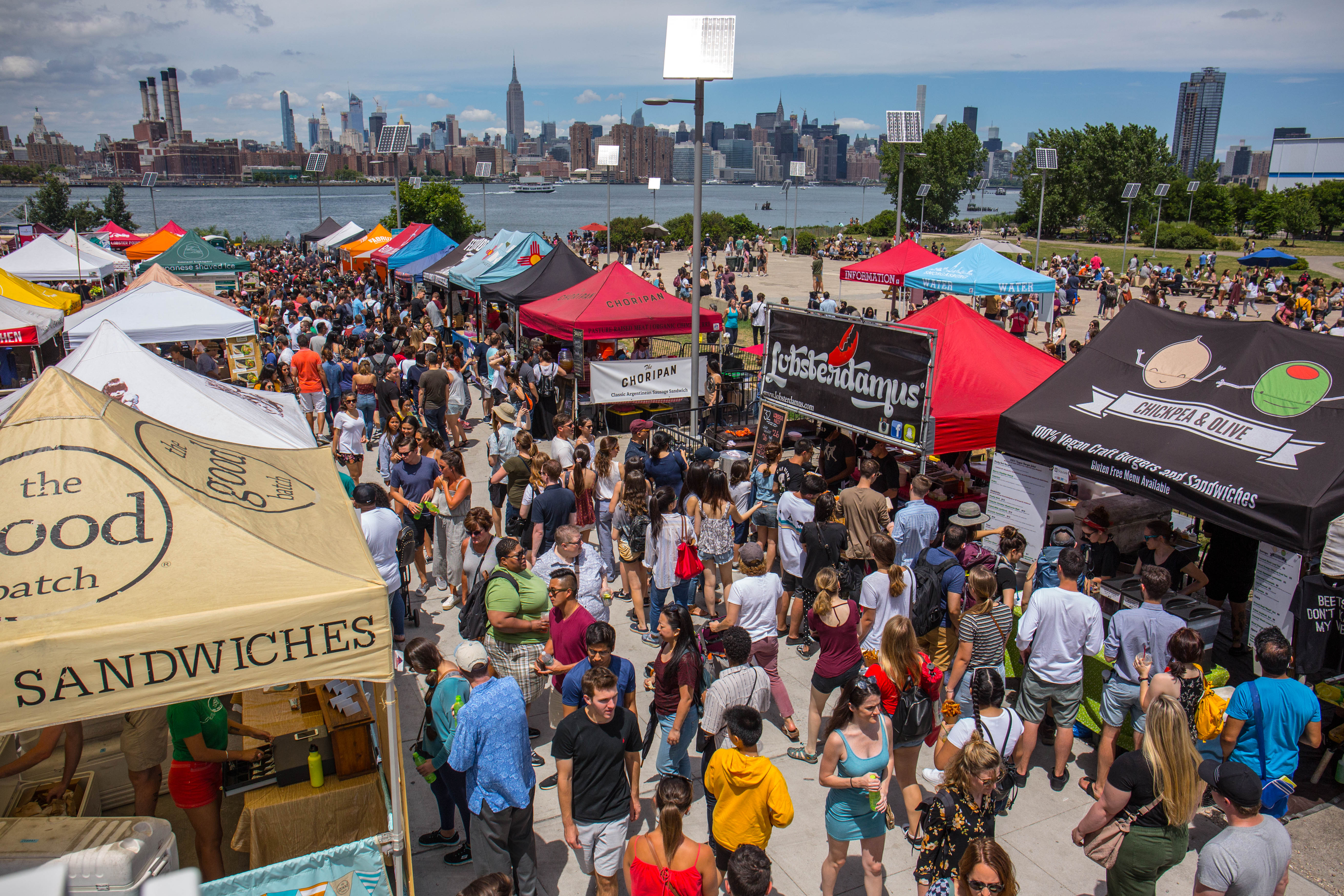 A Wildly Popular Brooklyn Food Market Will Take Over Navy Yard This Summer