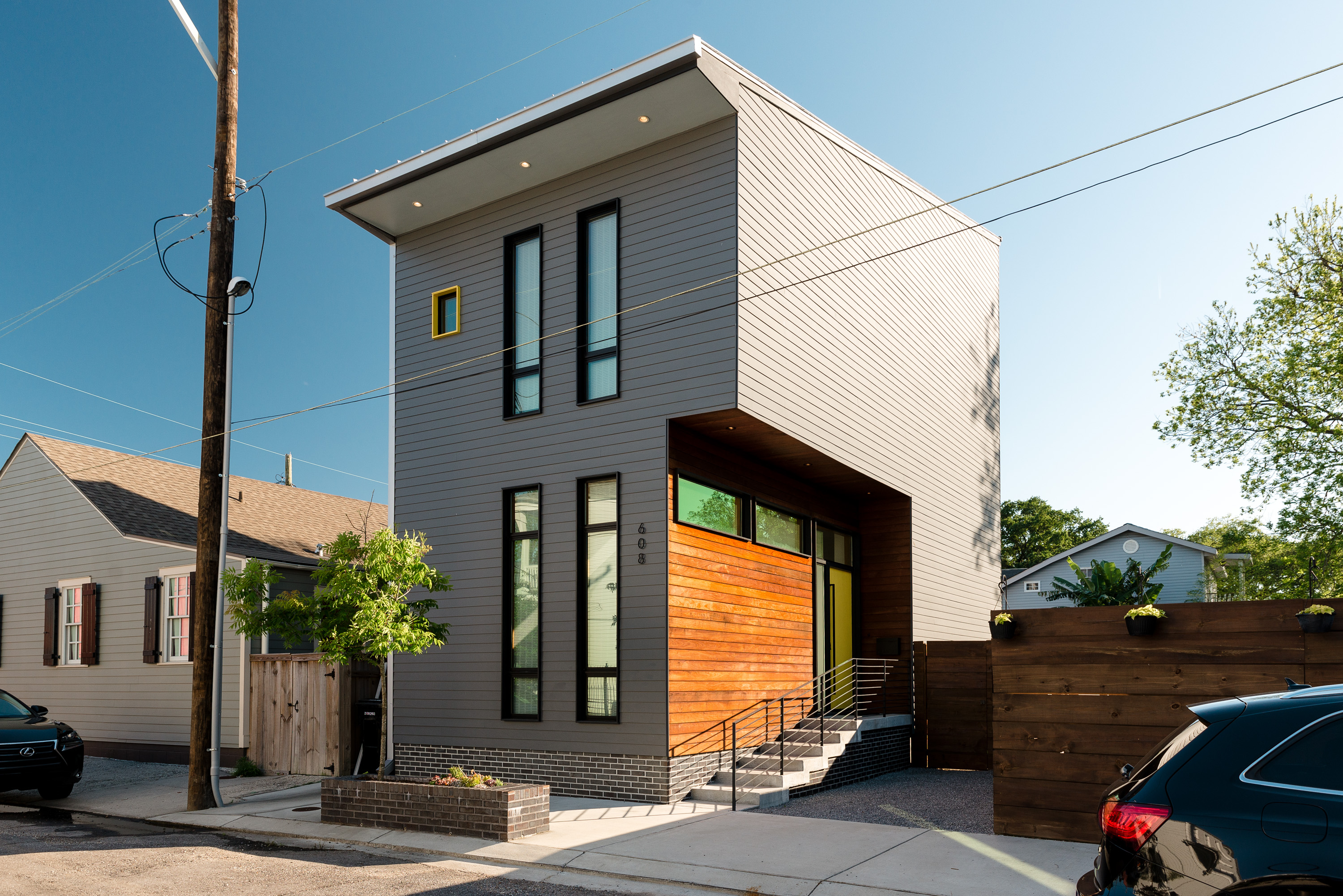 Peek at the dazzling design of the New Orleans Architecture Foundation's Contemporary Home Tour