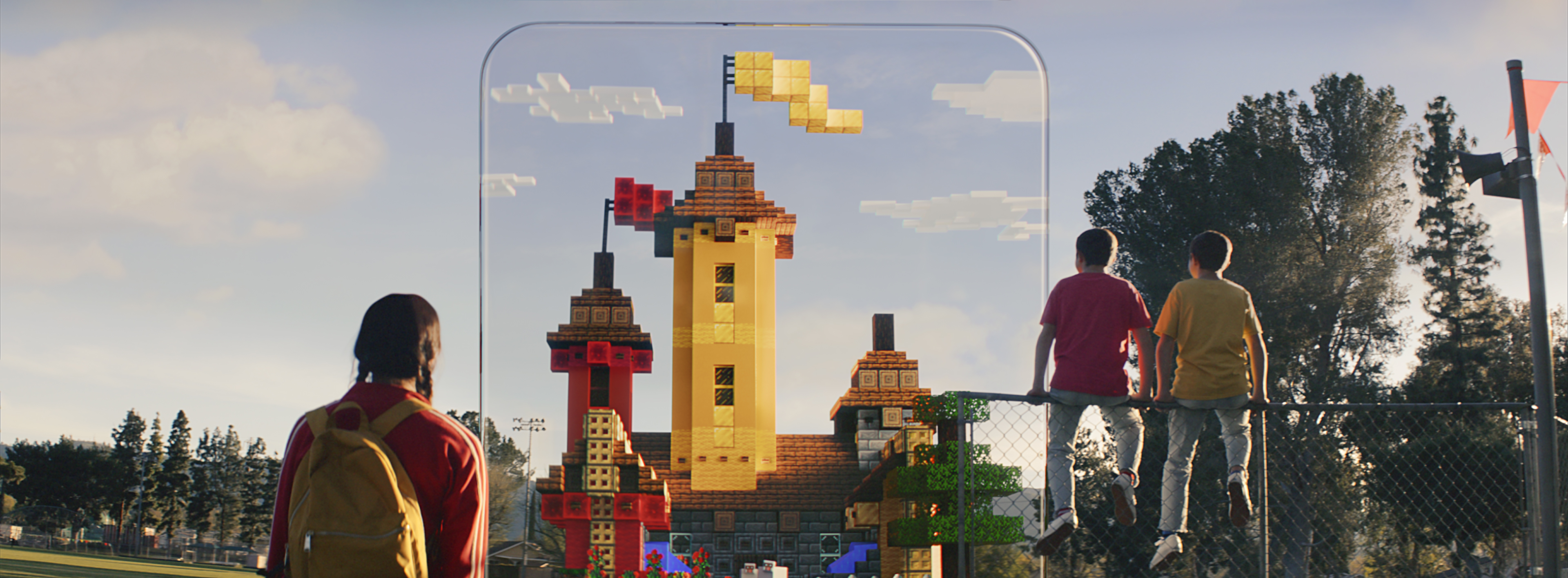 Minecraft Earth is Microsoft's wild shot at the next Pokemon Go-style AR blockbuster