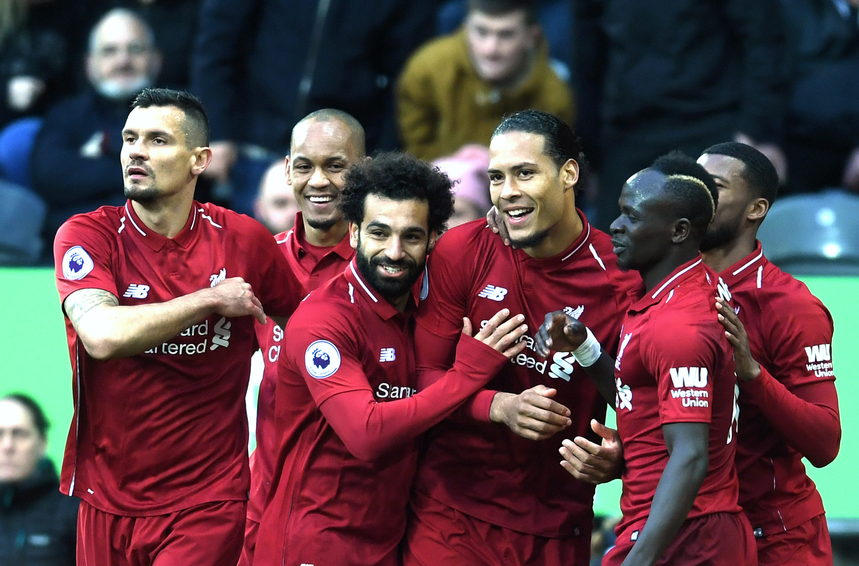 Watch: All 89 Liverpool's 2018-19 Premier League Goals