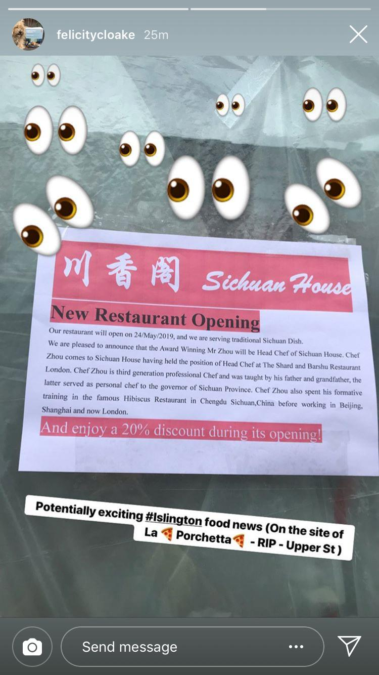 Hard-Hit North London High Street Secures Promising New Sichuan Restaurant