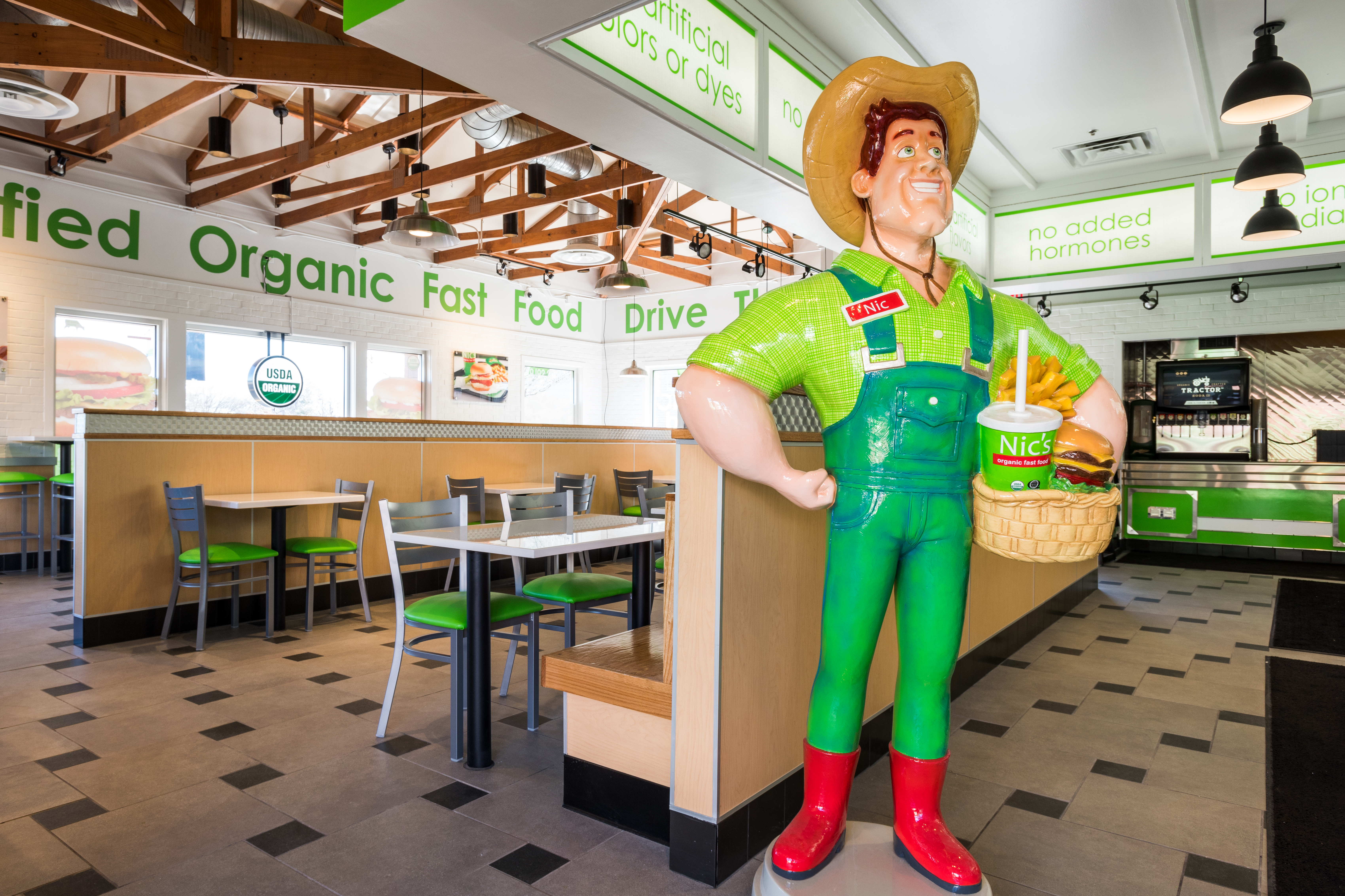 Chicago's First Organic Fast Food Chain Closes All Locations