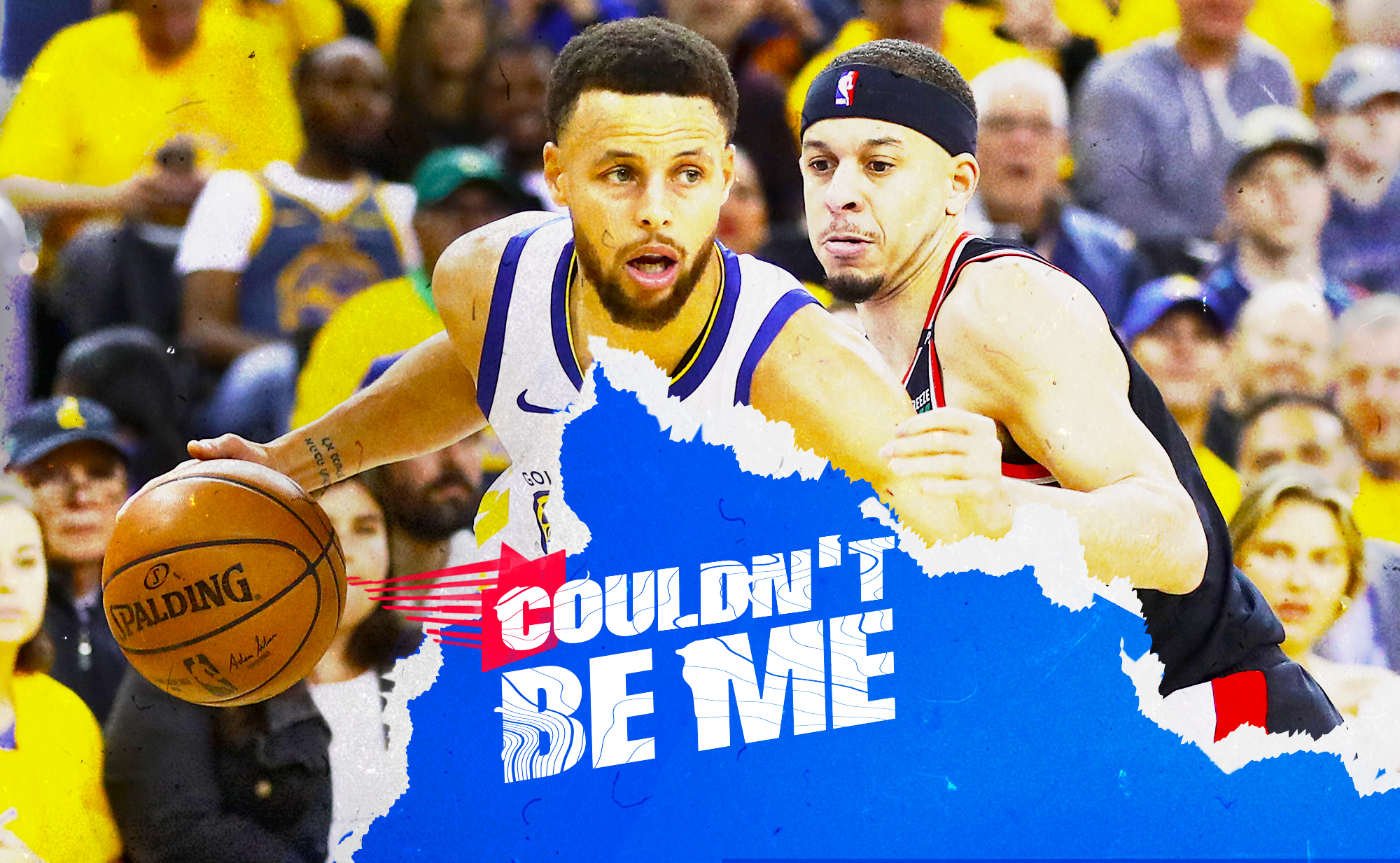 Couldn't Be Me: Help, my brother is Steph Curry