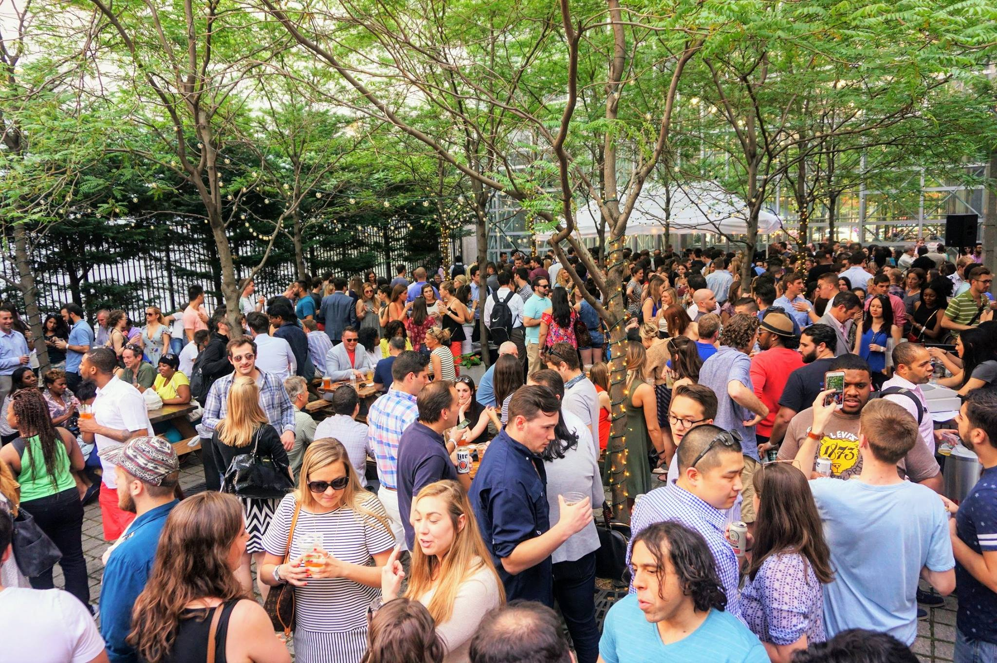 Uptown Beer Garden Is Now Open — Here's What's New This Year