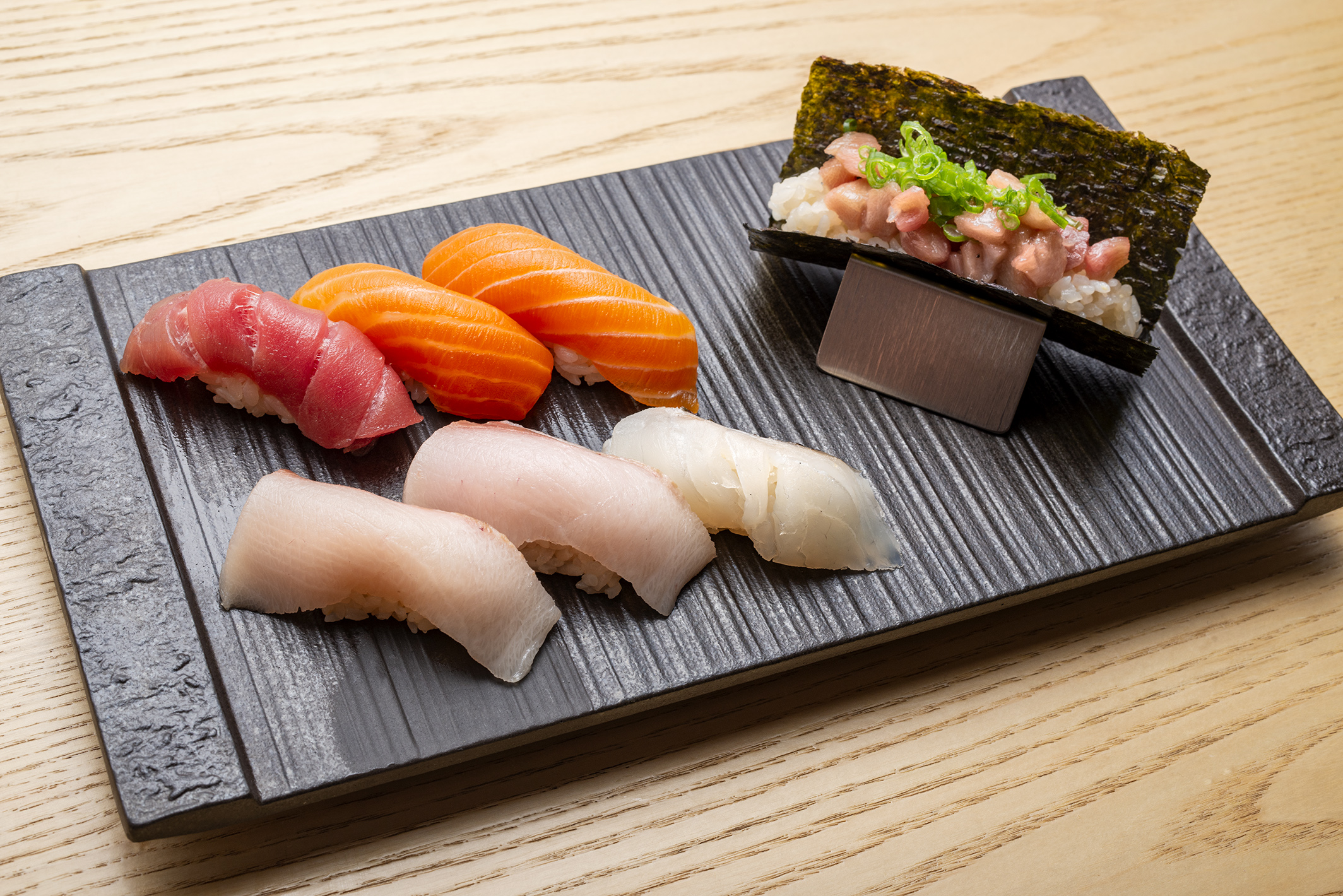 A Japanese Import With $24 Sushi Menus Has Opened in Chelsea