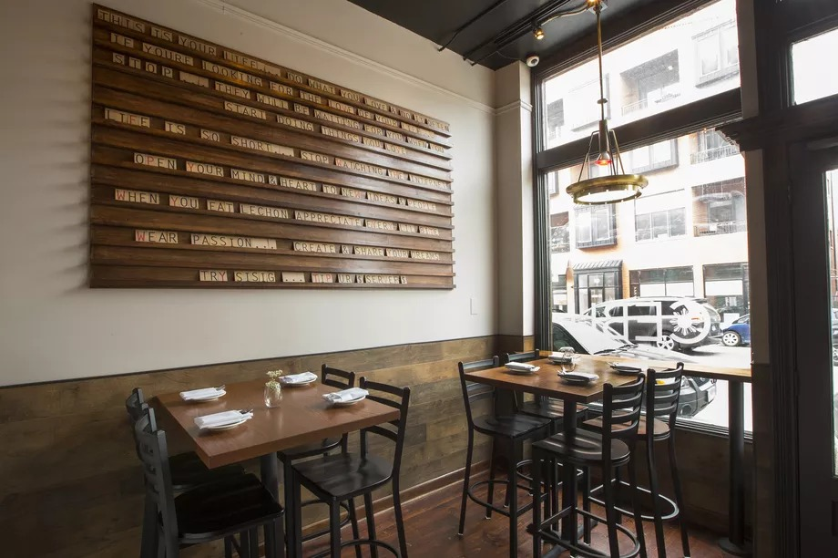 A Critic Lauds Wicker Park's New Filipino Restaurant
