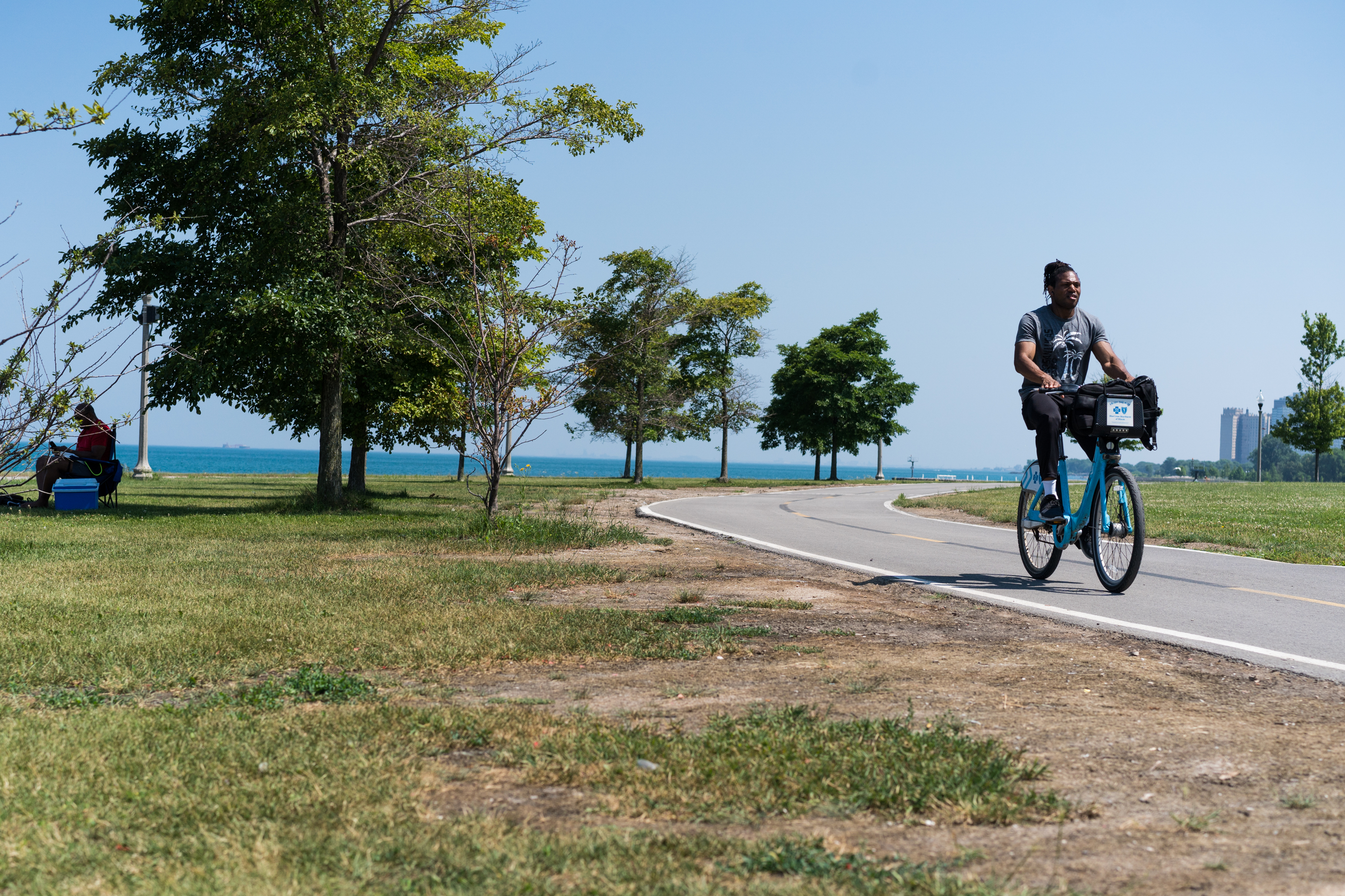 Lakefront Trail map: A biker's guide to the highlights and