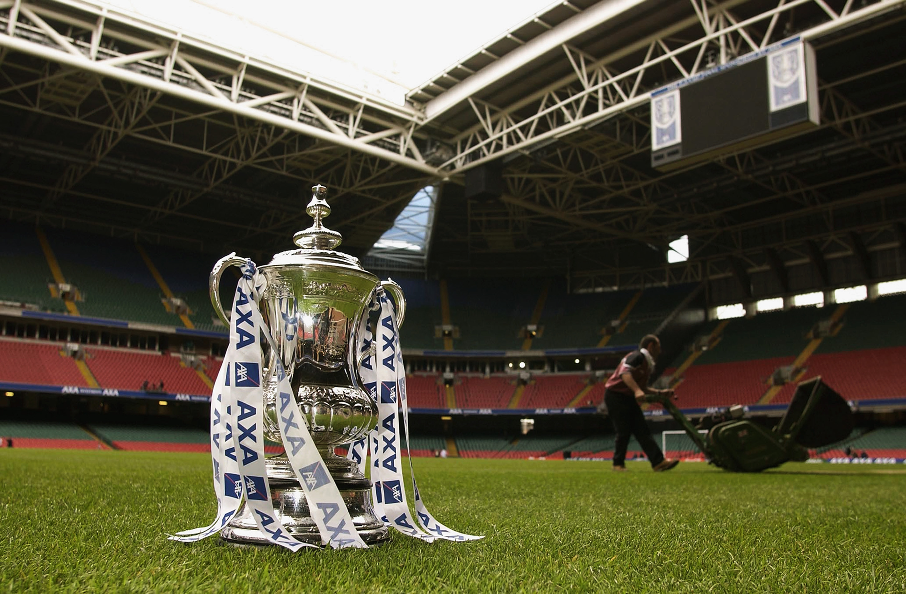 Manchester City vs. Watford FA Cup final open thread