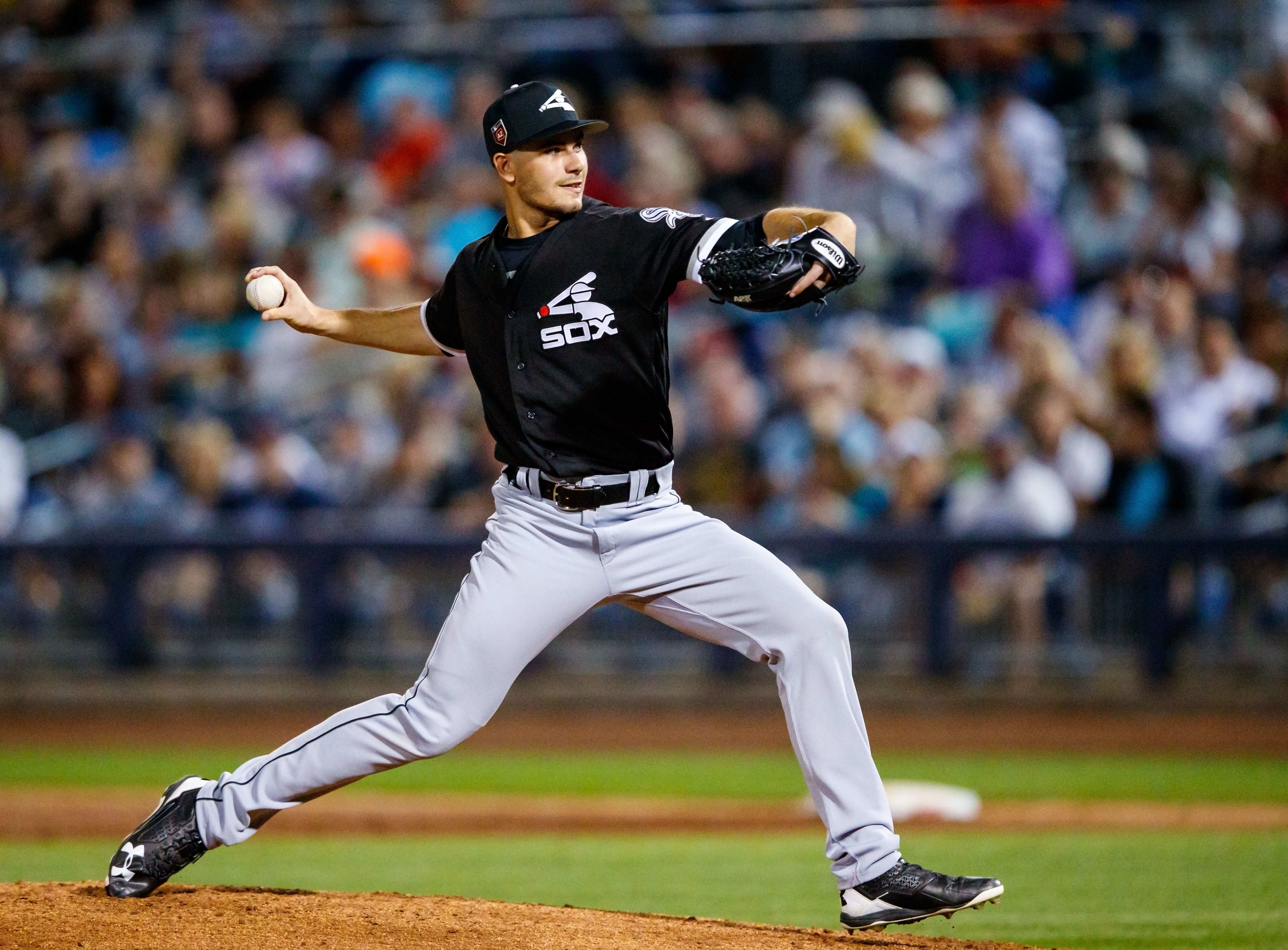 MLB: Spring Training-Chicago White Sox at Seattle Mariners
