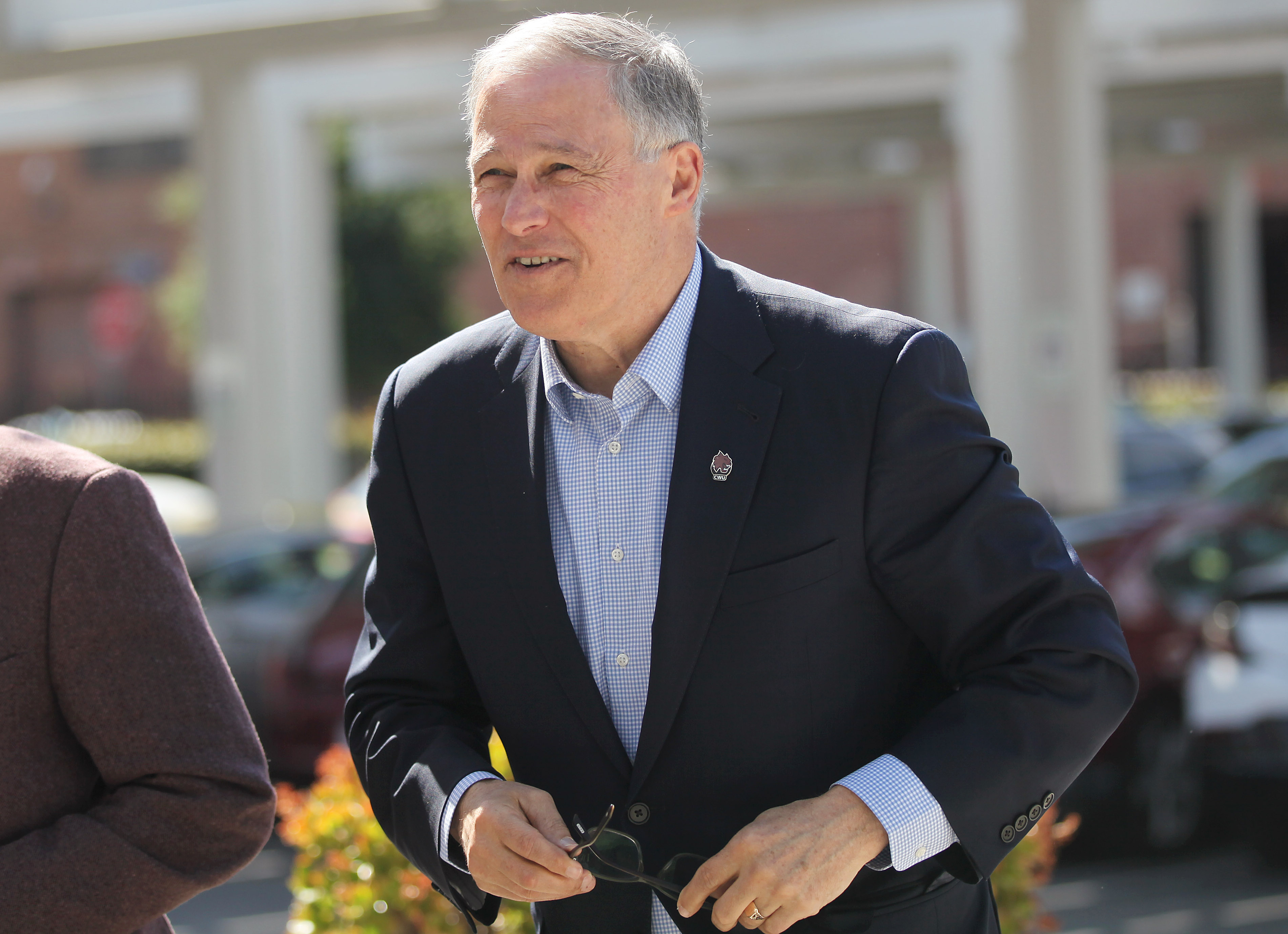 Jay Inslee is writing the climate plan the next president should adopt