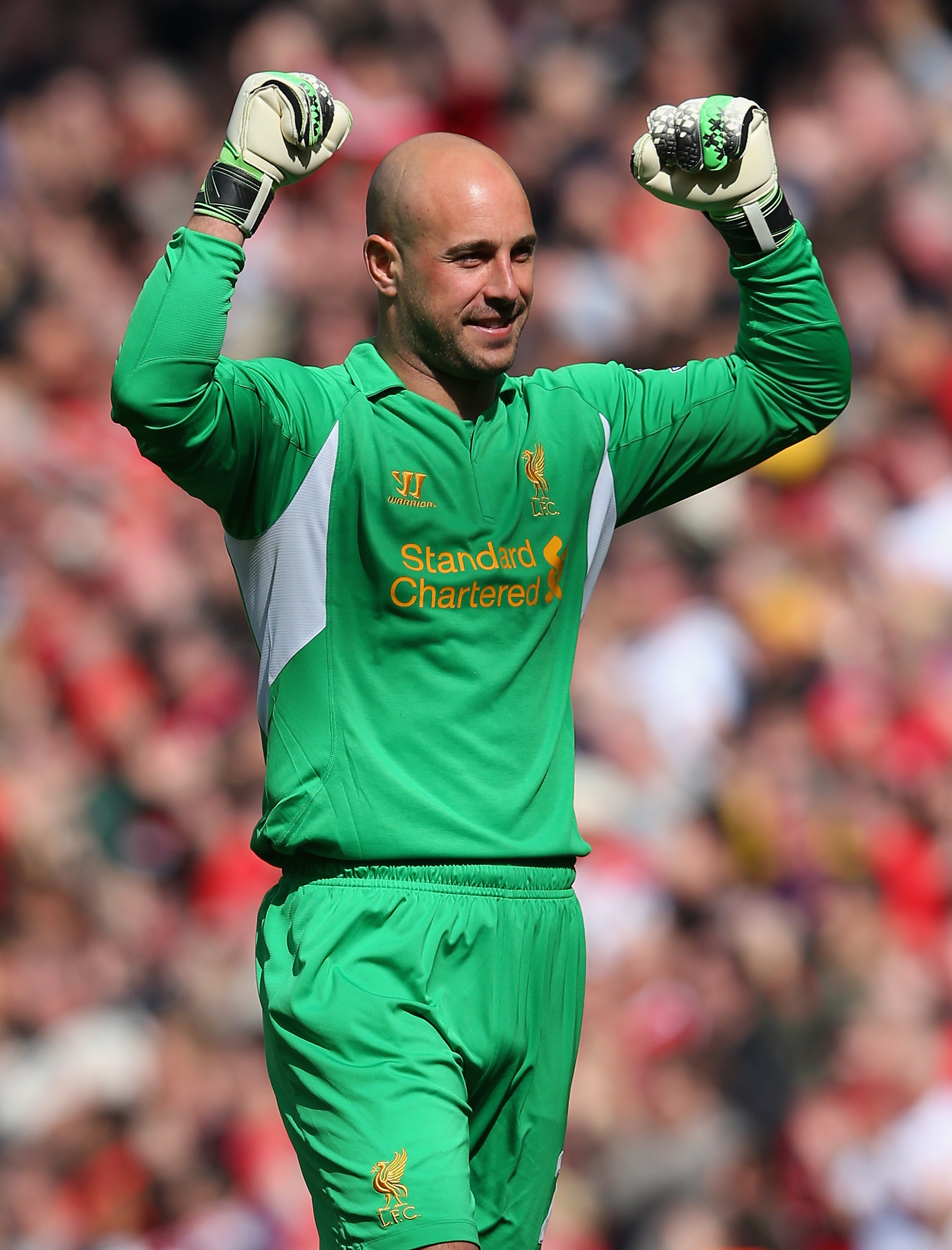 """Pepe Reina On Liverpool's Success and Being Their """"Number One Fan"""""""