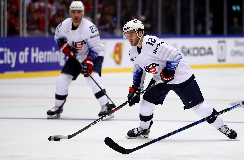 Denmark v United States - 2018 IIHF Ice Hockey World Championship